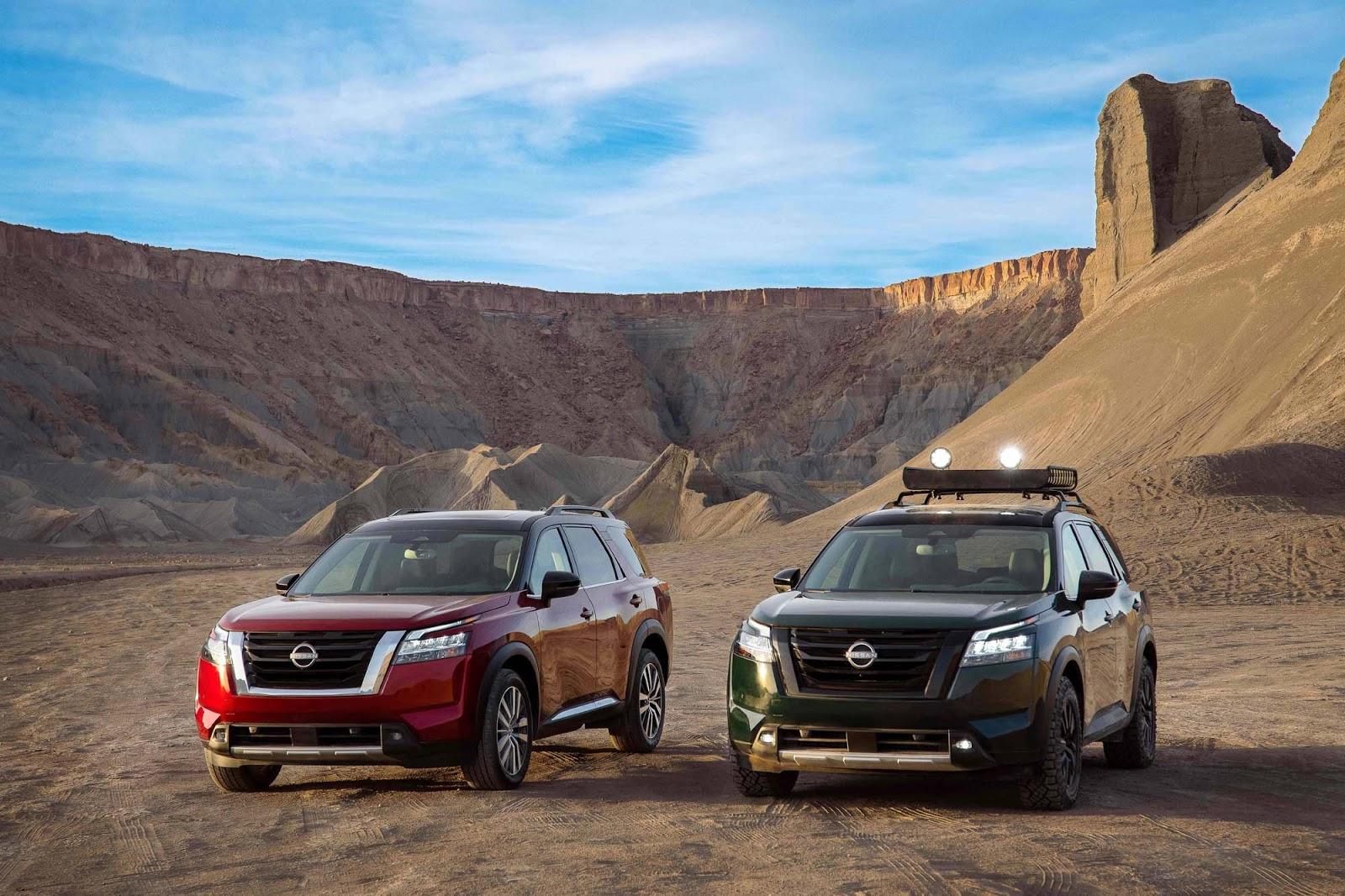 20222BNissan2BPathfinder L 24 Nissan : Αποκαλύπτει το νέο Pathfinfer του 2022 στις Η.Π.Α. Nissan, Nissan Pathfinder, ειδήσεις