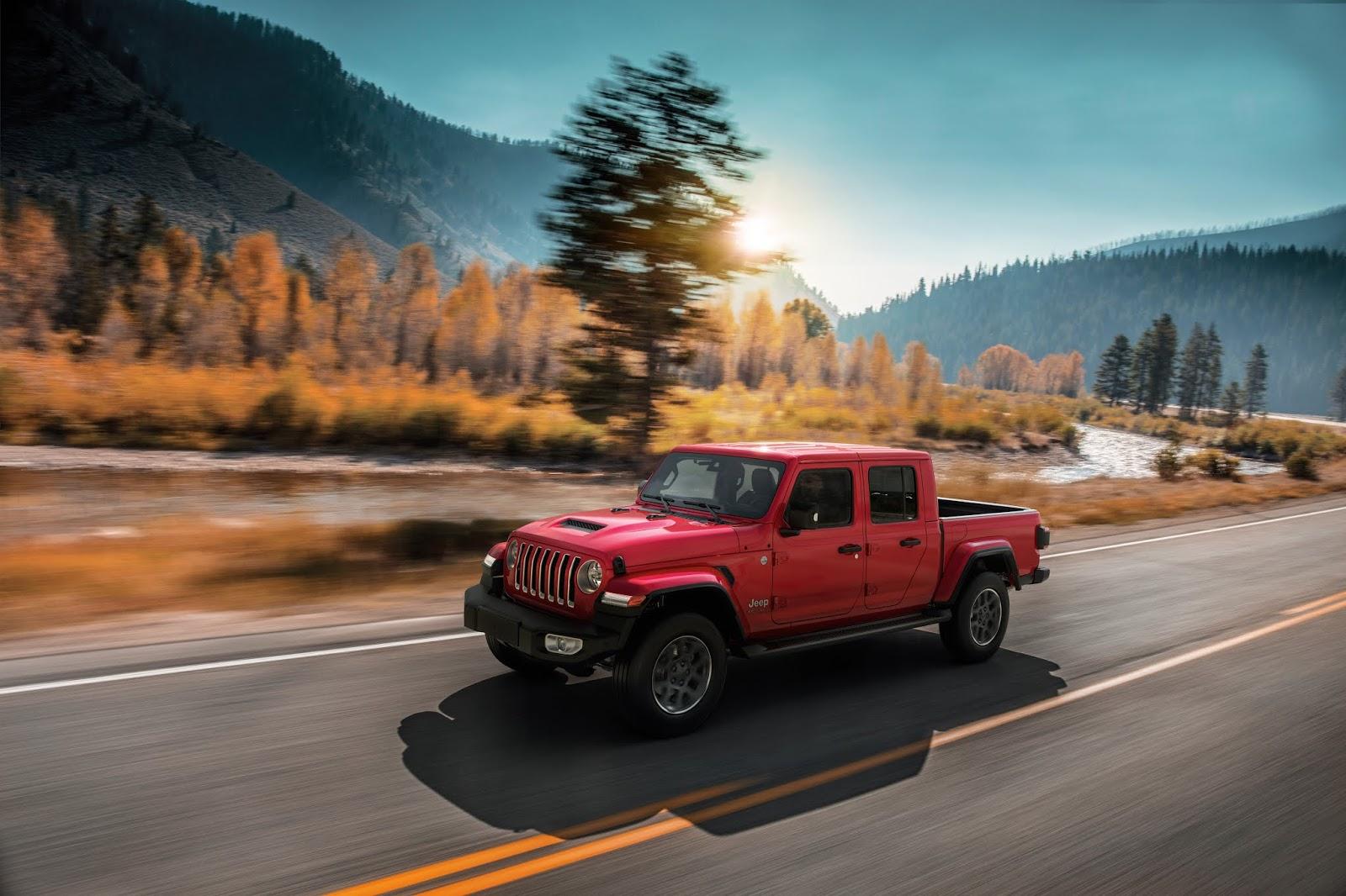 HP Overland2Bred To Jeep Gladiator, έρχεται να αλλάξει τα δεδομένα στην κατηγορία των pick-up Gladiator, Jeep, Jeep Gladiator, zblog, ειδήσεις