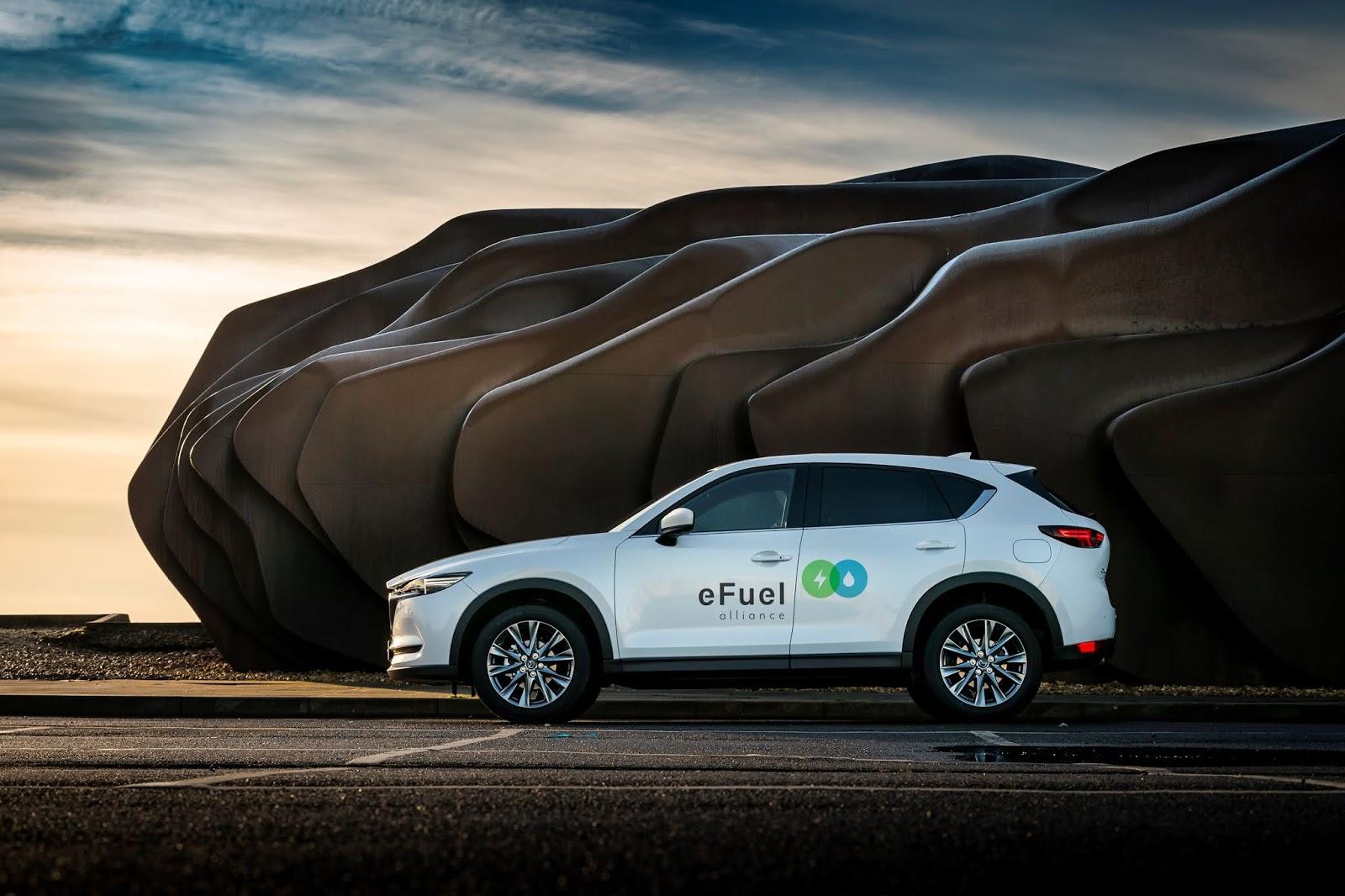 Mazda eFuelAlliance 01 0102212B252812529 Mazda : Η πρώτη που συμμετέχει στη συμμαχία eFuel Alliance