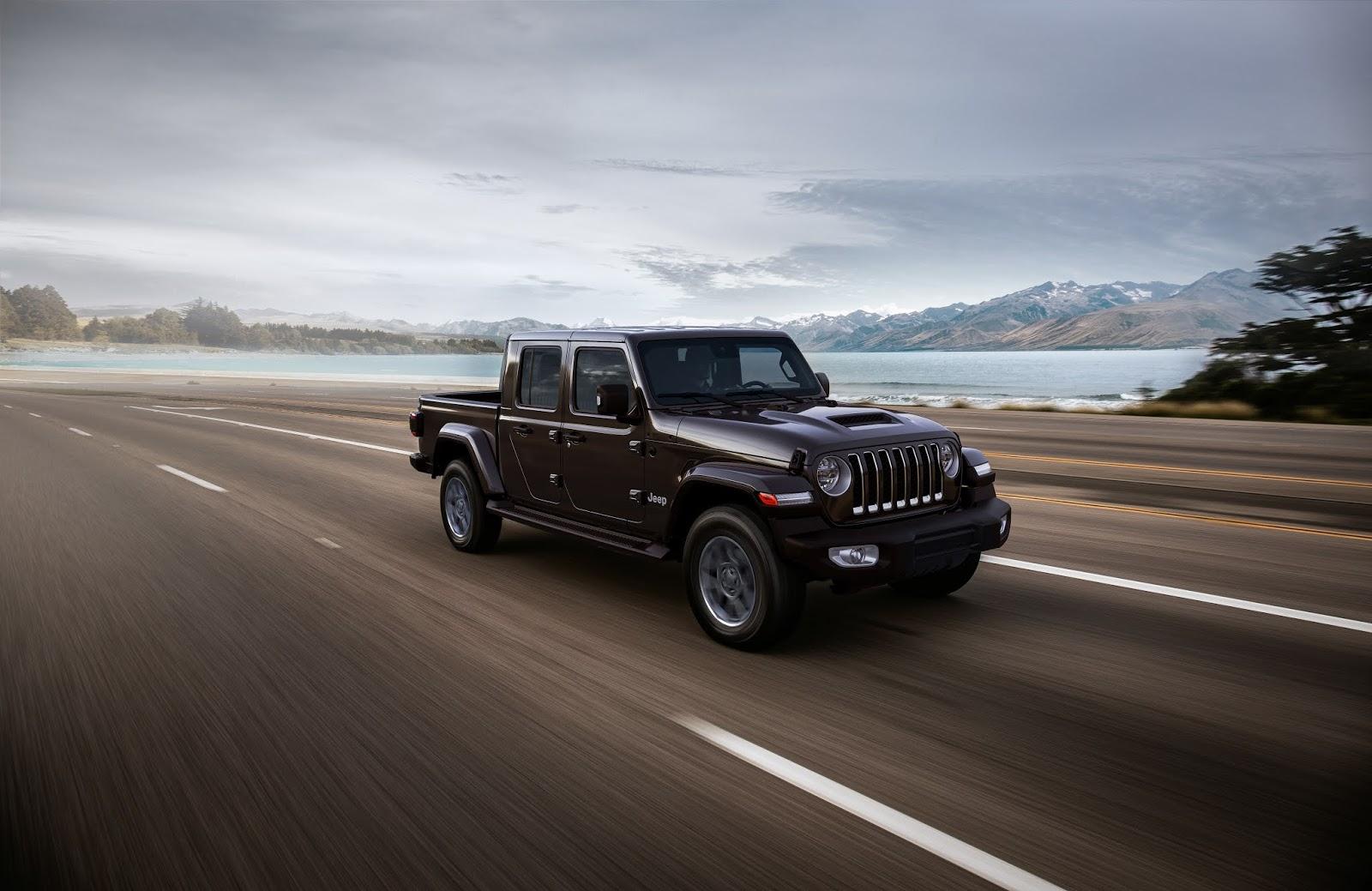 Overland To Jeep Gladiator, έρχεται να αλλάξει τα δεδομένα στην κατηγορία των pick-up Gladiator, Jeep, Jeep Gladiator, zblog, ειδήσεις