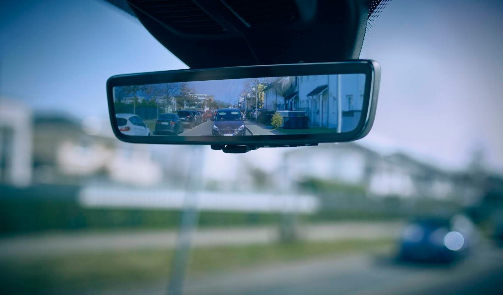 2021 Ford Smart Mirror 2B01