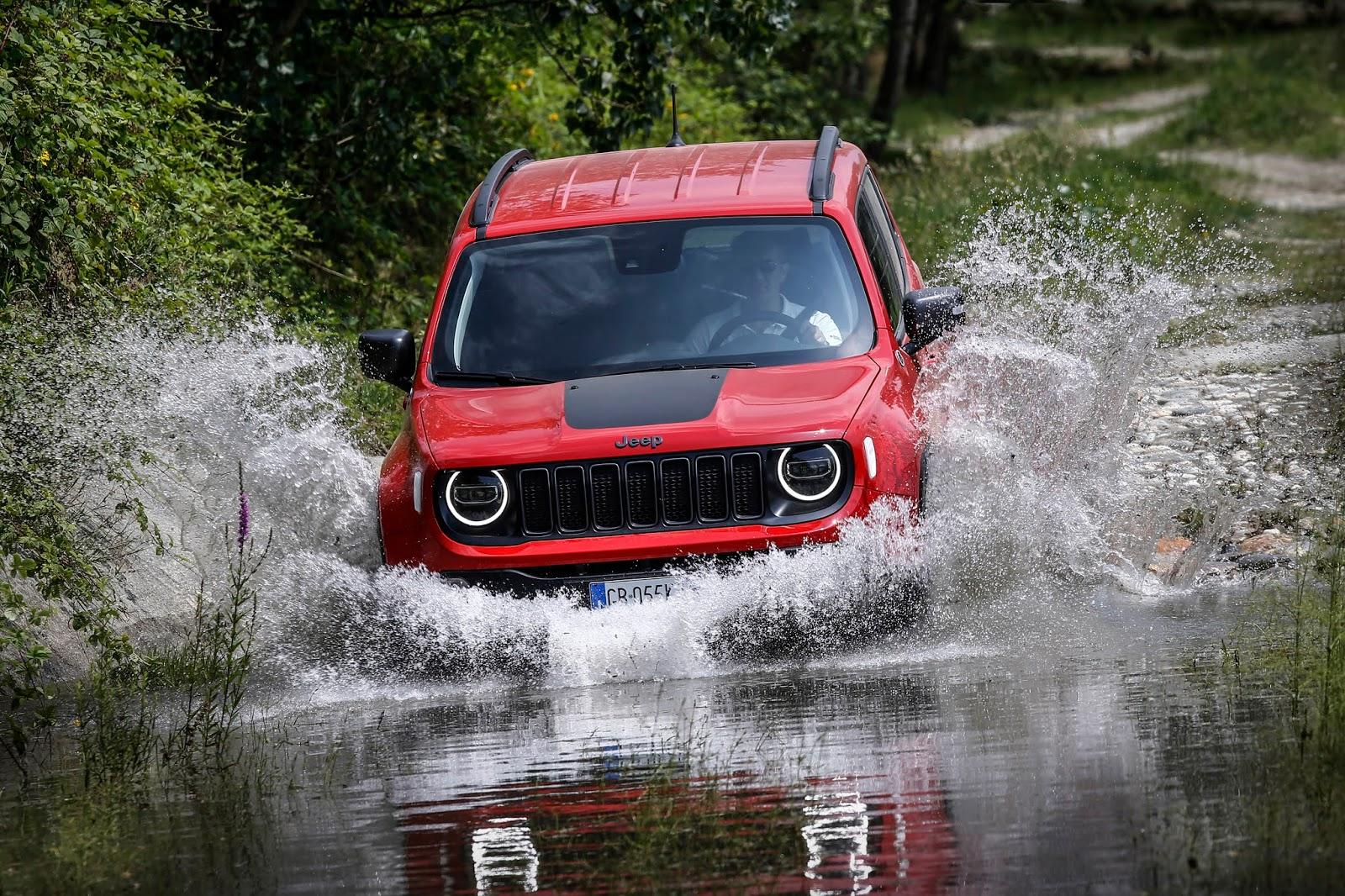 Πετάμε ένα Jeep Renegade σε λάσπες, πέτρες, άμμο, λίμνες. Θα τα καταφέρει; Jeep, Jeep Renegade, Renegade, SUV, TEST, zblog, ΔΟΚΙΜΕΣ