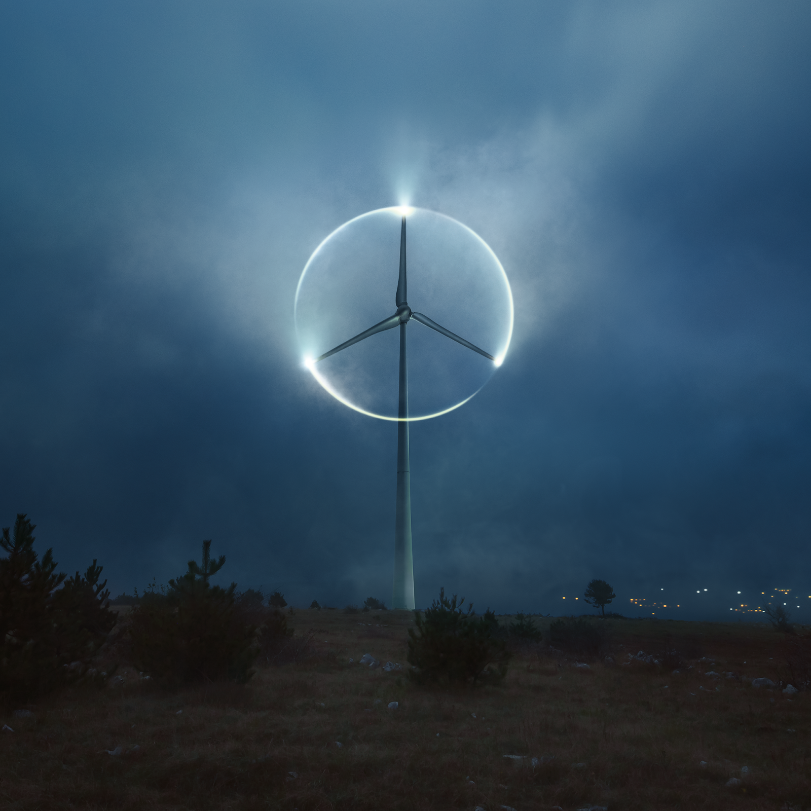 Mercedes-Benz : Θα προμηθεύεται ηλεκτρισμό χωρίς CO2 από το 2022