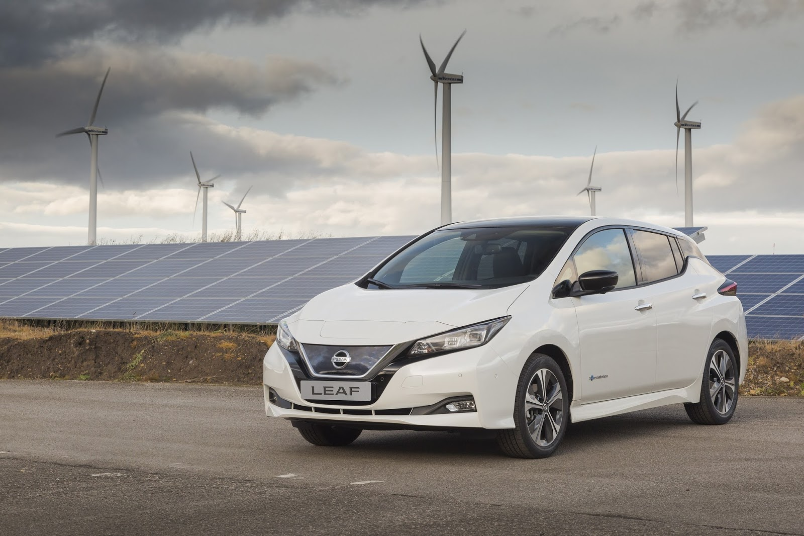 NMUK2Brenewables2B1 Nissan : Σχεδιάζει μεγάλη επέκταση του πάρκου ανανεώσιμων πηγών ενέργειας στο εργοστάσιο του Sunderland