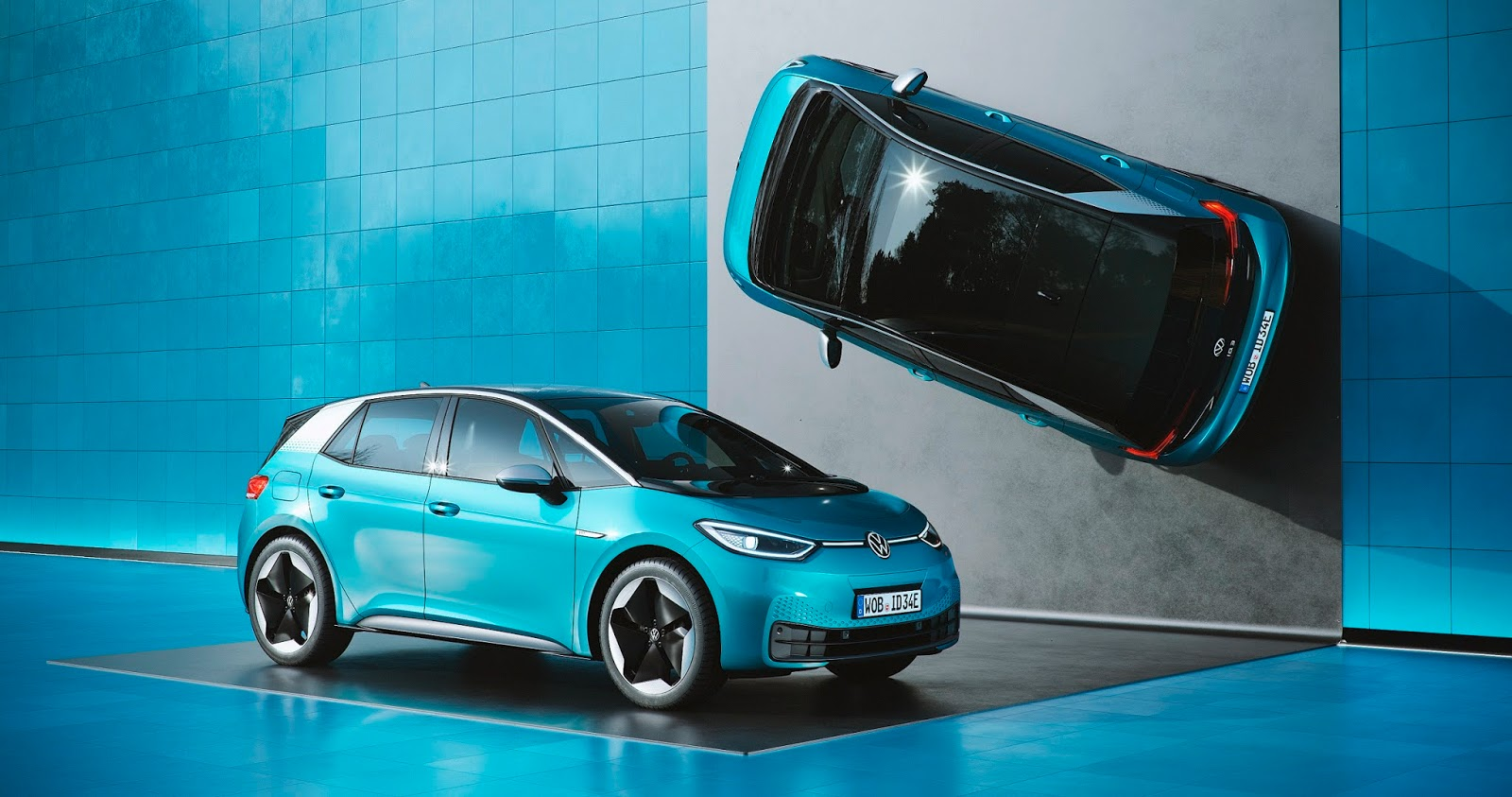 VOLKSWAGEN ID.3 Volkswagen : Κυρίαρχη στην ηλεκτροκίνηση το 2021 Electric cars, electric vehicles, Hybrid, plug-in hybrid, Volkswagen, zblog, ειδήσεις, ηλεκτρικά, ηλεκτροκινηση, υβριδικό