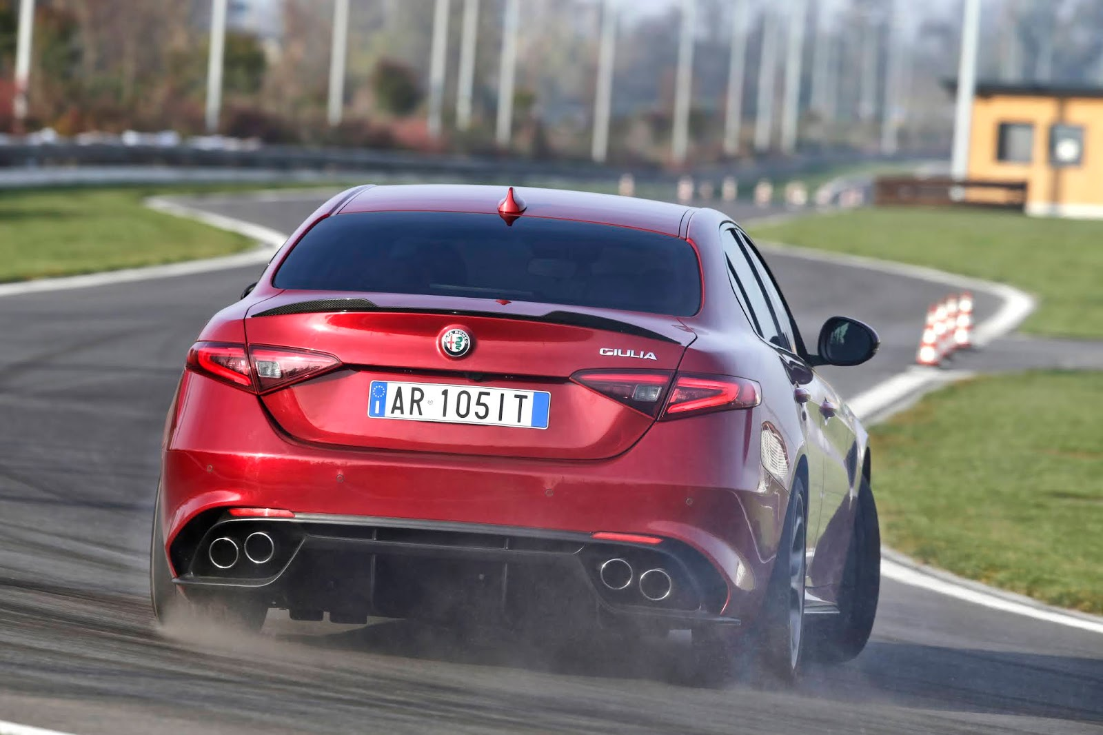 181123 Alfa Romeo Giulia Quadrifoglio 05 1 Δες το πρώτο βίντεο από το ρεκόρ της Giulia στο Nurburgring alfa romeo, Alfa Romeo Giulia QV, Nurburgring, video, videos, zblog