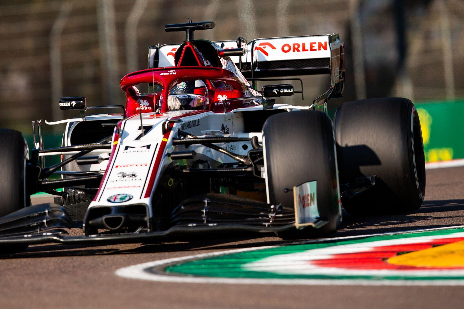 20202BEmilia2BRomagna2BGrand2BPrix2B 2BSaturday12B2528322529 1 Στρέφει τη προσοχή της στο Emilia Romagna Grand Prix, η Alfa Romeo Racing ORLEN