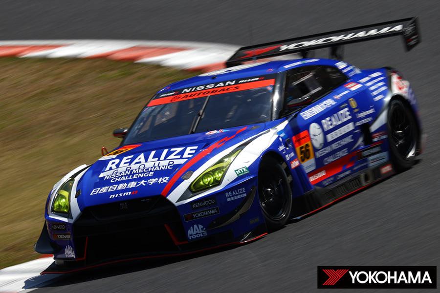 2021042114ms001 2 1 1 Νίκη για το GTR με ελαστικά YOKOHAMA ADVAN, στον 1ο γύρο του GT300 2021 SUPER GT YOKOHAMA, YOKOHAMA ADVAN, ειδήσεις