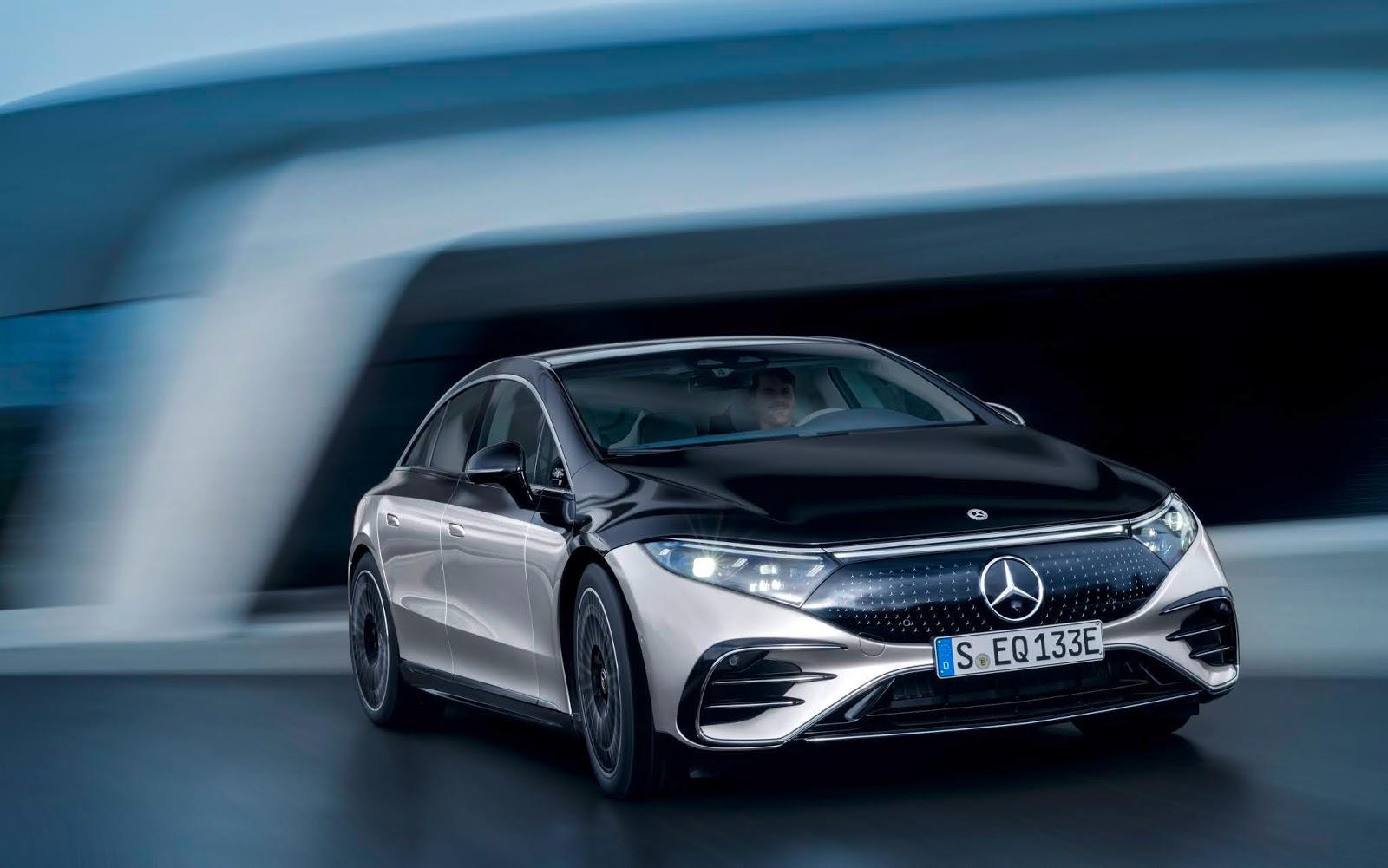 20C0714 057 2 Αυτή είναι η νέα Mercedes Benz EQS
