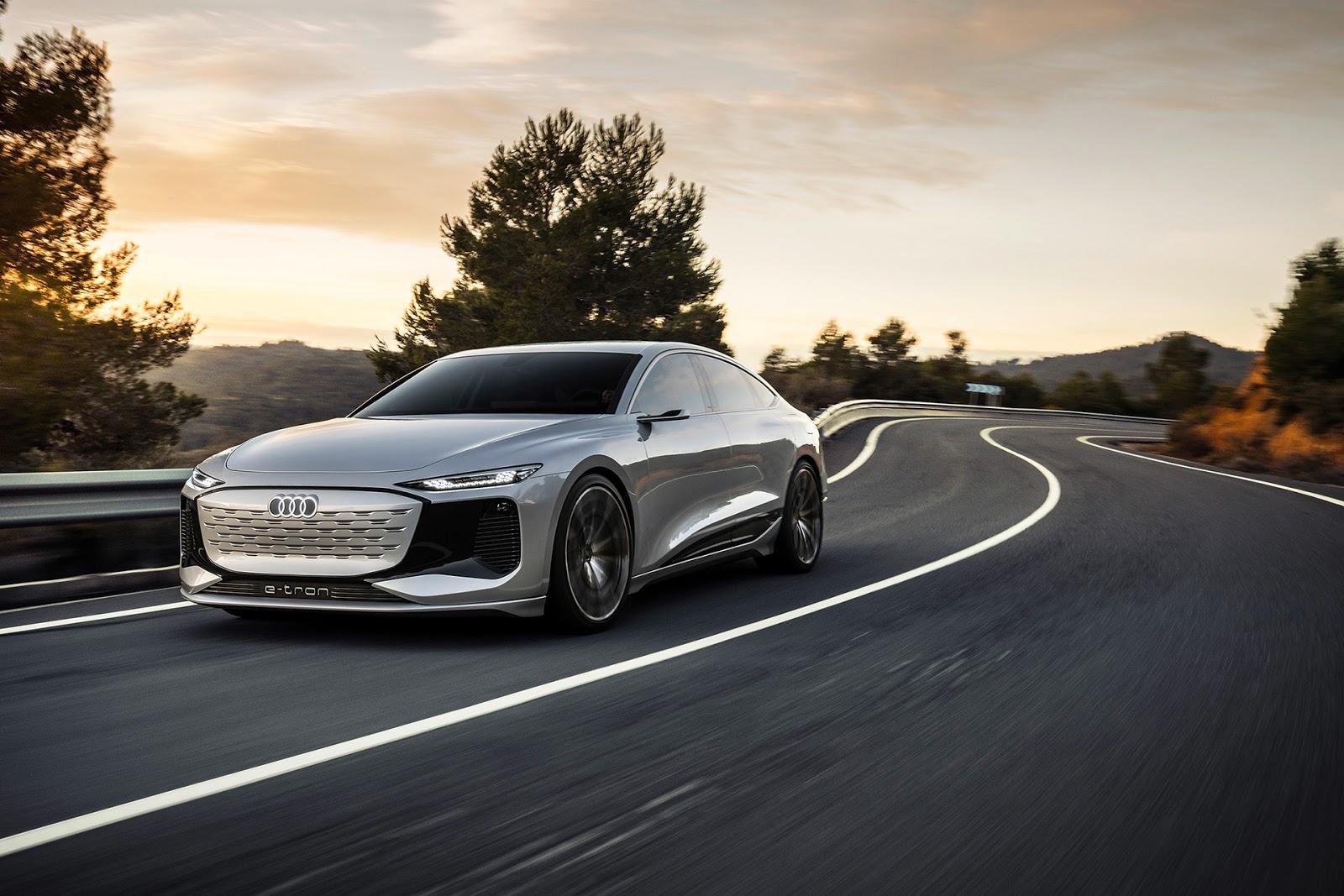 AUDI2BA62BE TRON2BCONCEPT 5 1 Audi A6 e-tron concept : η επόμενη ηλεκτρική επανάσταση