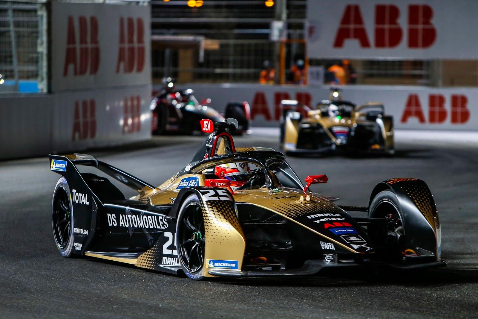 DS2BE TENSE2BFE21 1 Ντεμπούτο Για Το Νέο Μονοθέσιο Της DS AUTOMOBILES, Στο E-PRIX Της Ρώμης DS Automobiles, E-Prix, Formula, Formula E, αγωνες, ειδήσεις