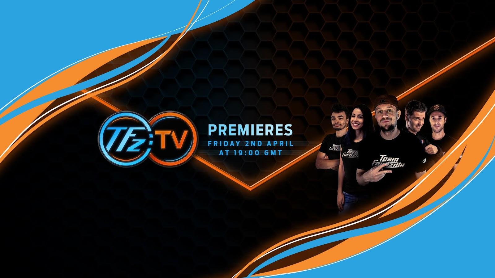 Team Fordzilla TFZ TV 2021 Team Fordzilla : Ζωντανή μετάδοση στο TFZ:TV Twitch Show Ford, Fordzilla, ειδήσεις