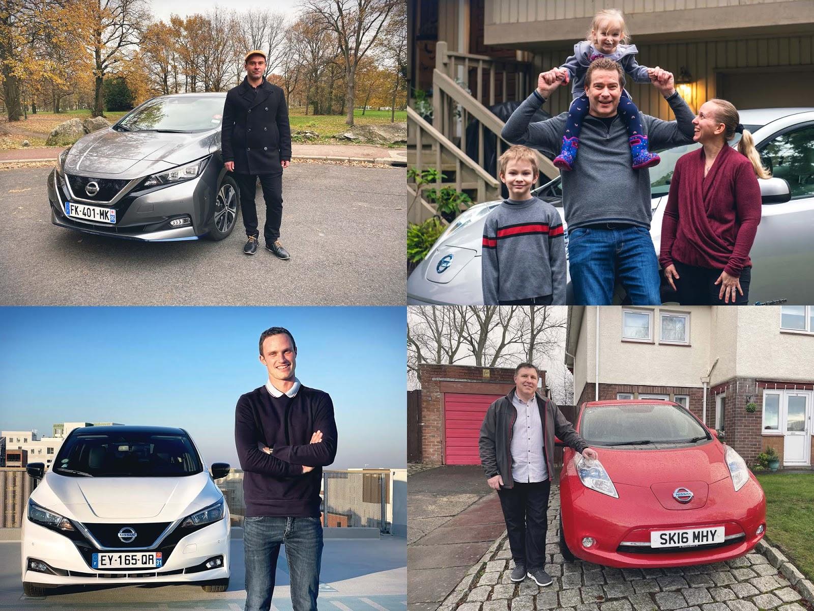 collage 1 Nissan : Το 70% των Ευρωπαίων οδηγών, σκέφτεται σοβαρά το επόμενο τους αυτοκίνητο, να είναι ηλεκτρικό Electric cars, electric vehicles, EV, Nissan, ειδήσεις, ηλεκτρικά, ηλεκτροκινηση