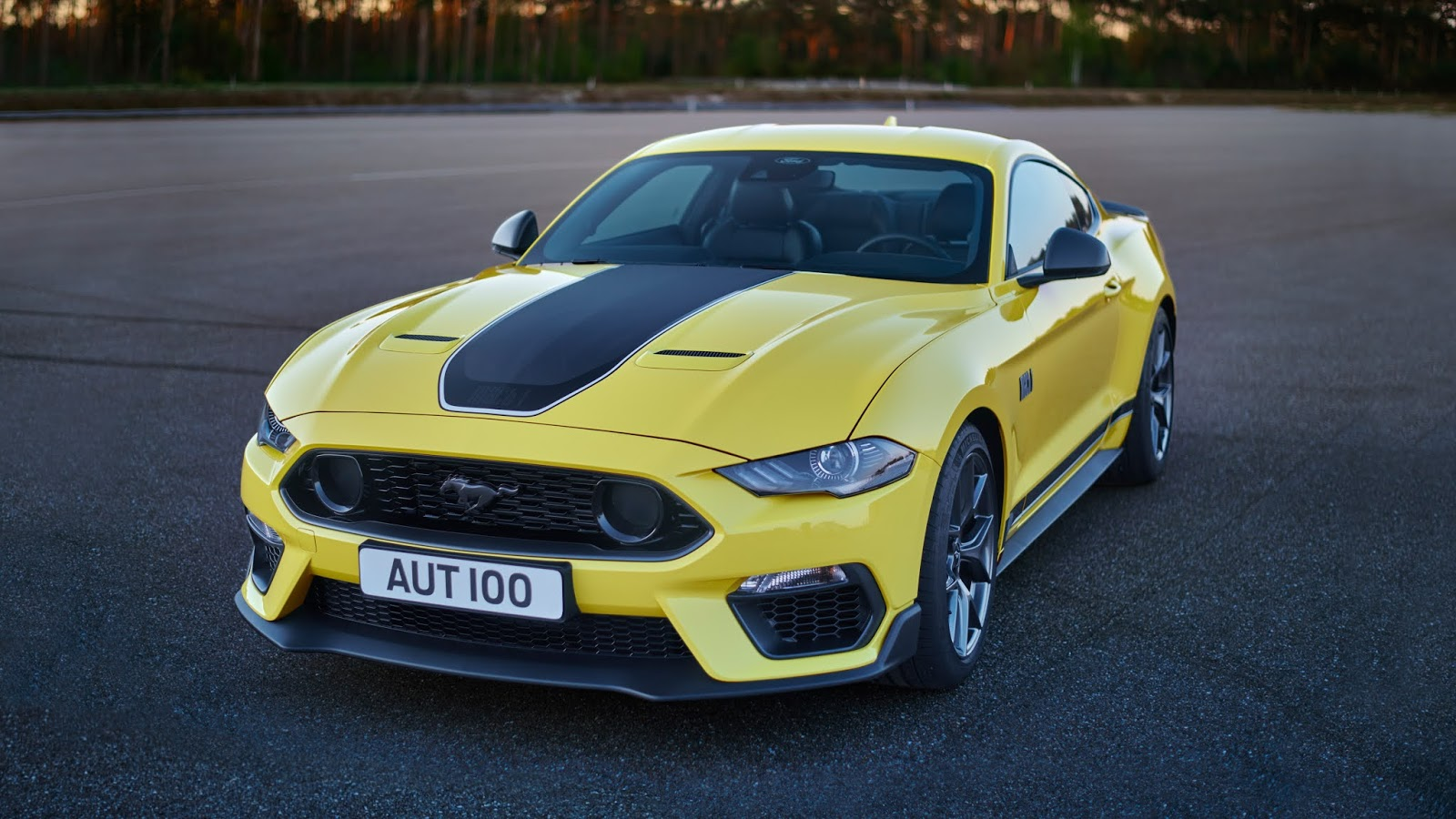 FORD 2021 MUSTANG MACH ONE ACCELERATION 09 1