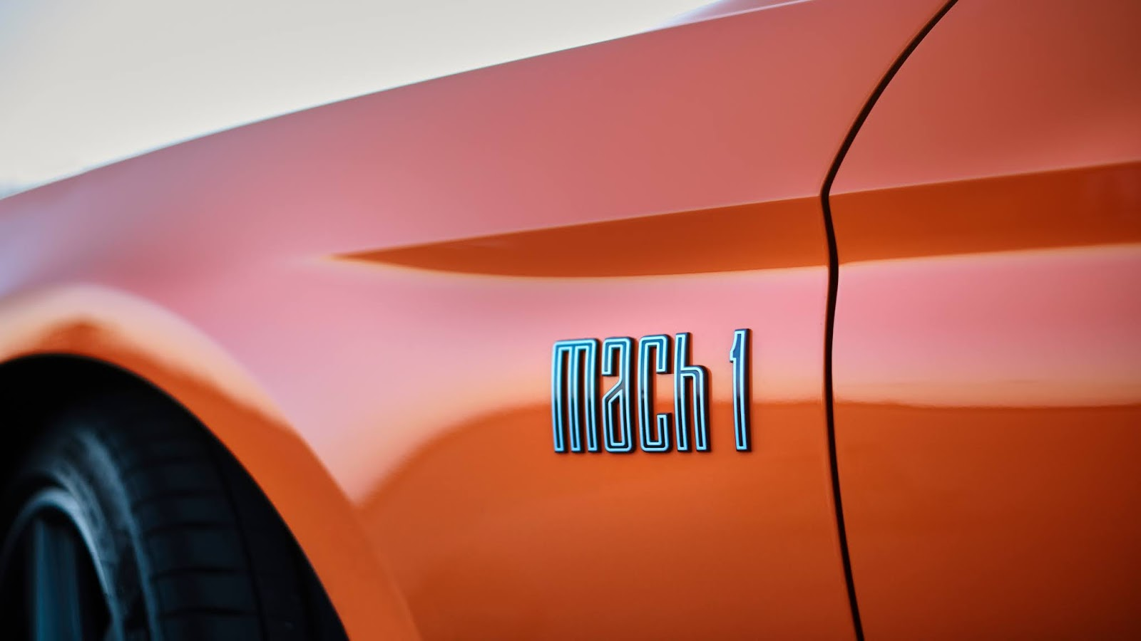 FORD 2021 MUSTANG MACH ONE ACCELERATION 13 1