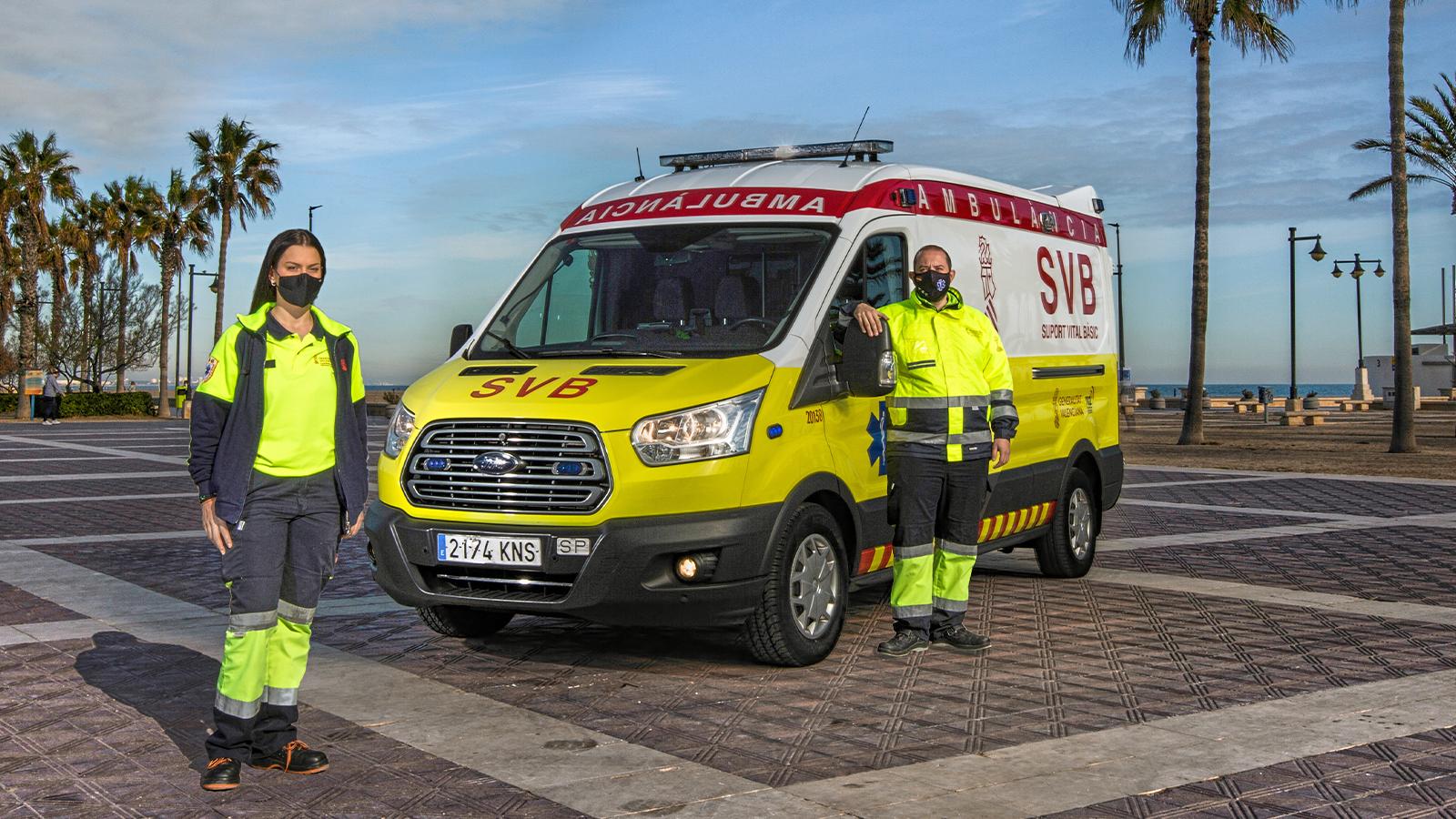 Ford LifeSavers Spain Shot 01 16 9 1 Lifesavers : Η νέα σειρά βίντεο, προβάλλει τους ήρωες των υπηρεσιών έκτακτης ανάγκης στην Ευρώπη Ford, zblog, ειδήσεις