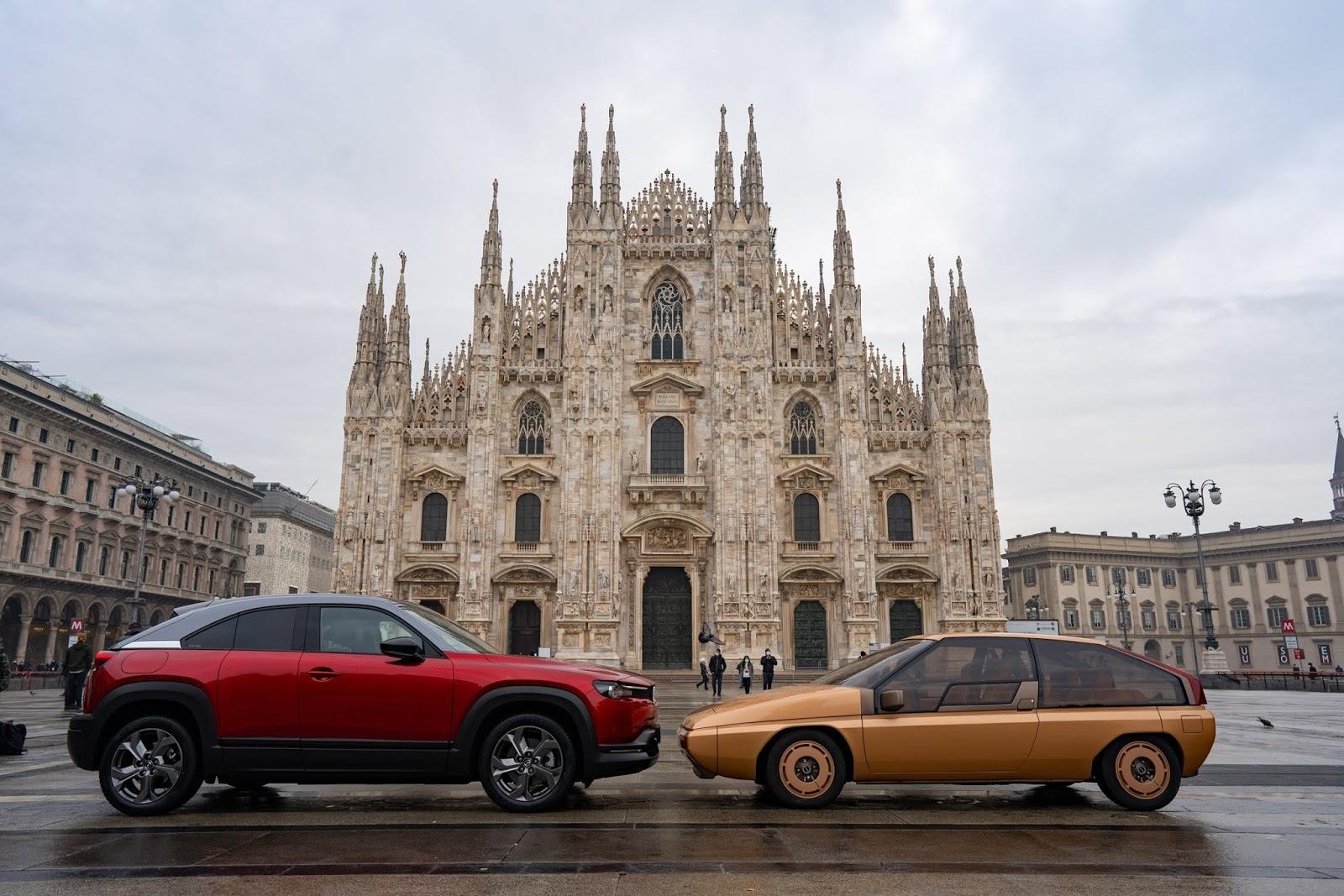 Mazda MX 81 Mazda MX 30 2020 hires 5 1 60 χρόνια Ιταλικής επιρροής στο Design της Mazda