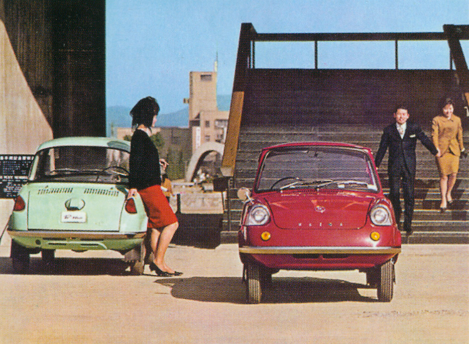 Mazda R360 Coupe252C 1960 1