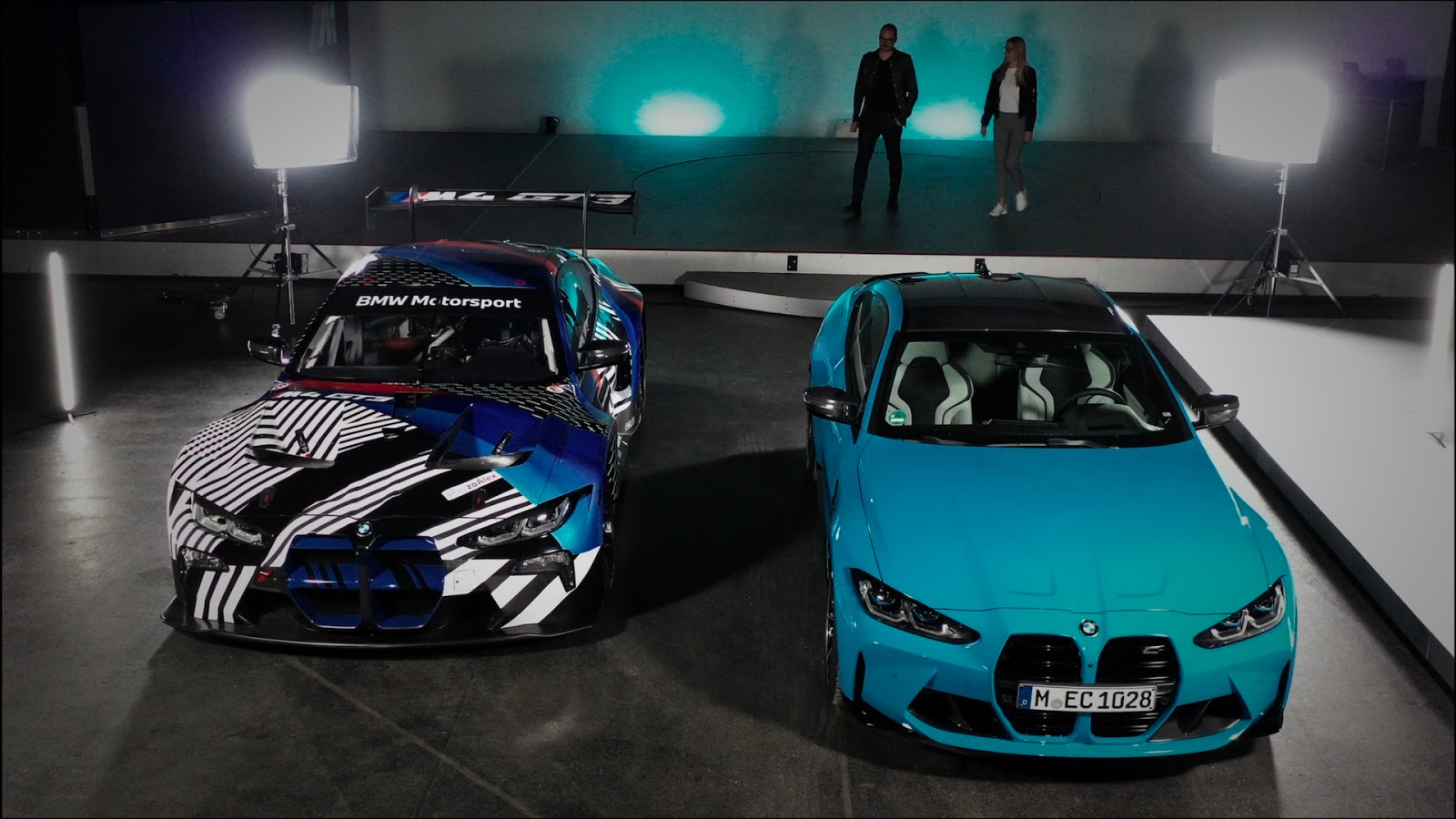 P90418591 highRes the bmw m4 meets the 1 Περί κινητήρων BMW M : Η M4 συναντά την M4 GT3 (video) BMW, BMW M, BMW M Performance, BMW M4, M, M4, ειδήσεις