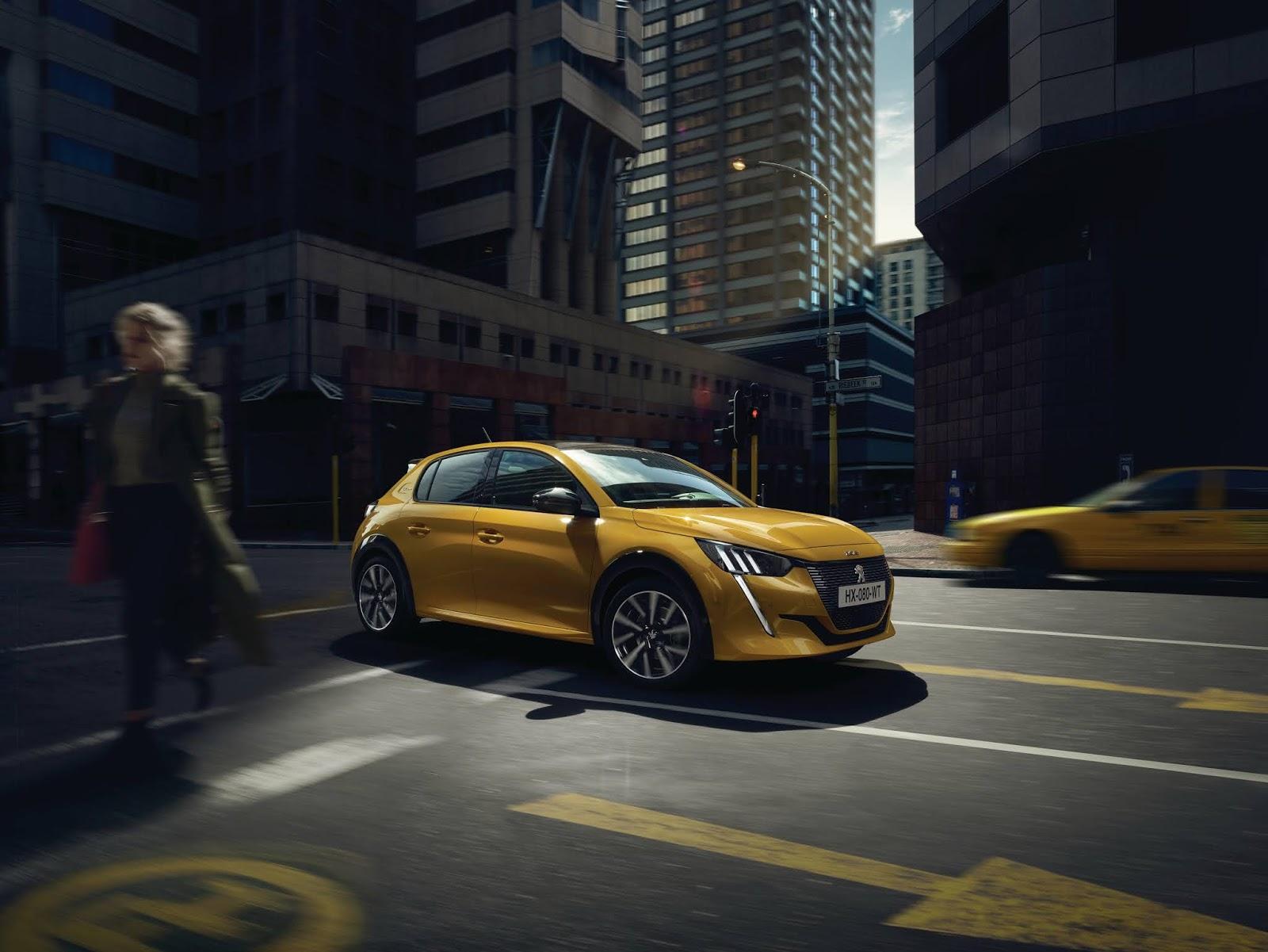 PEUGEOT 208 2019 125 FR 1 1 Peugeot : Πρώτη στις εταιρικές πωλήσεις για 2 συνεχόμενα έτη Peugeot, ειδήσεις, πωλήσεις, πωλήσεις αυτοκινήτων