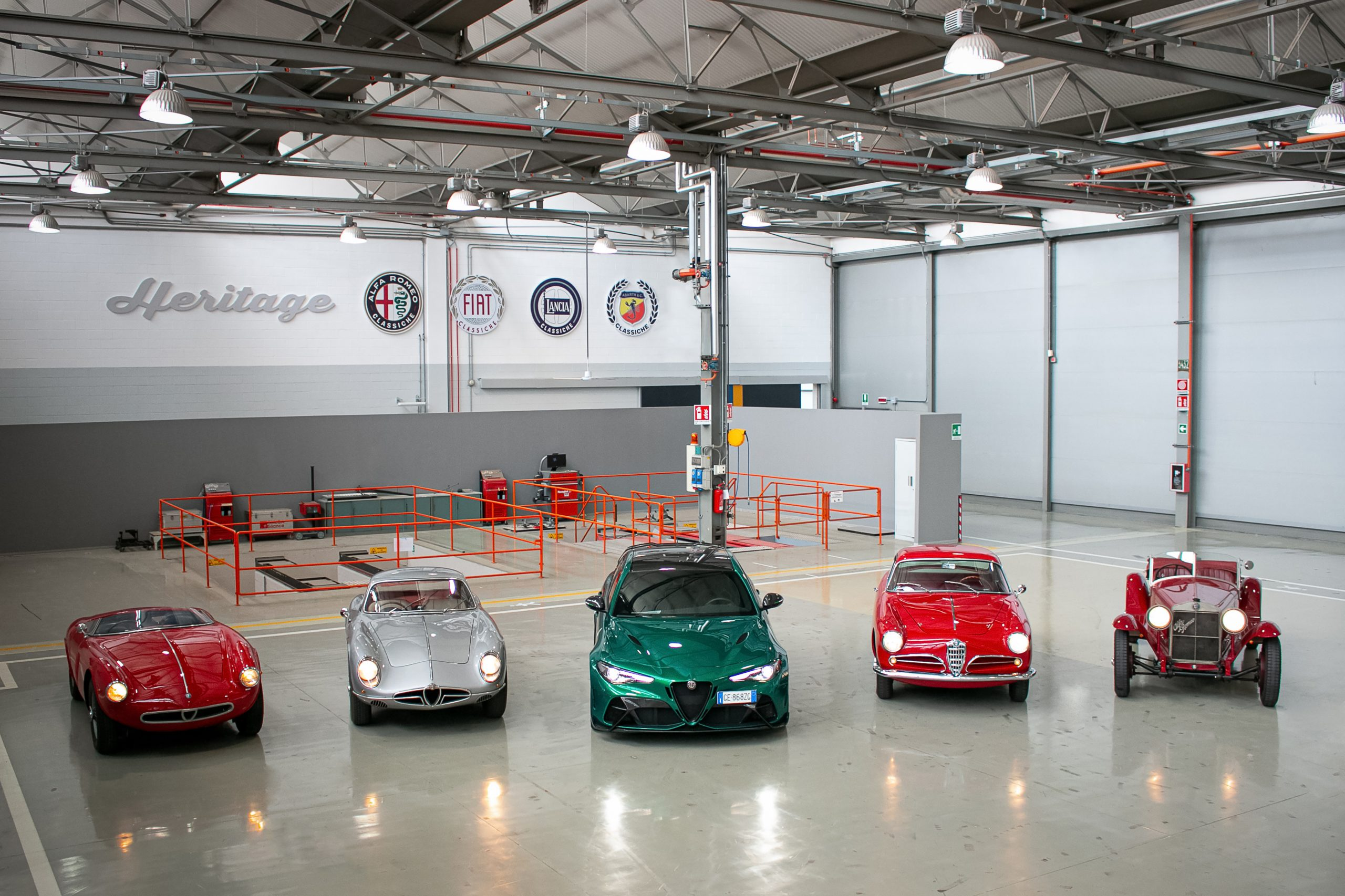 "01 Alfa Romeo and Heritage at the 2021 1000 Miglia scaled H Alfa Romeo ετοιμάζεται για το 39ο ιστορικό ""1000 Miglia"" 1000 Miglia, Alfa, alfa romeo, Alfa Romeo Giulia, Alfa Romeo Giulia GTA, Alfa Romeo Giulia GTAm, Giulia, Mille Miglia, zblog, ειδήσεις, Νέα"