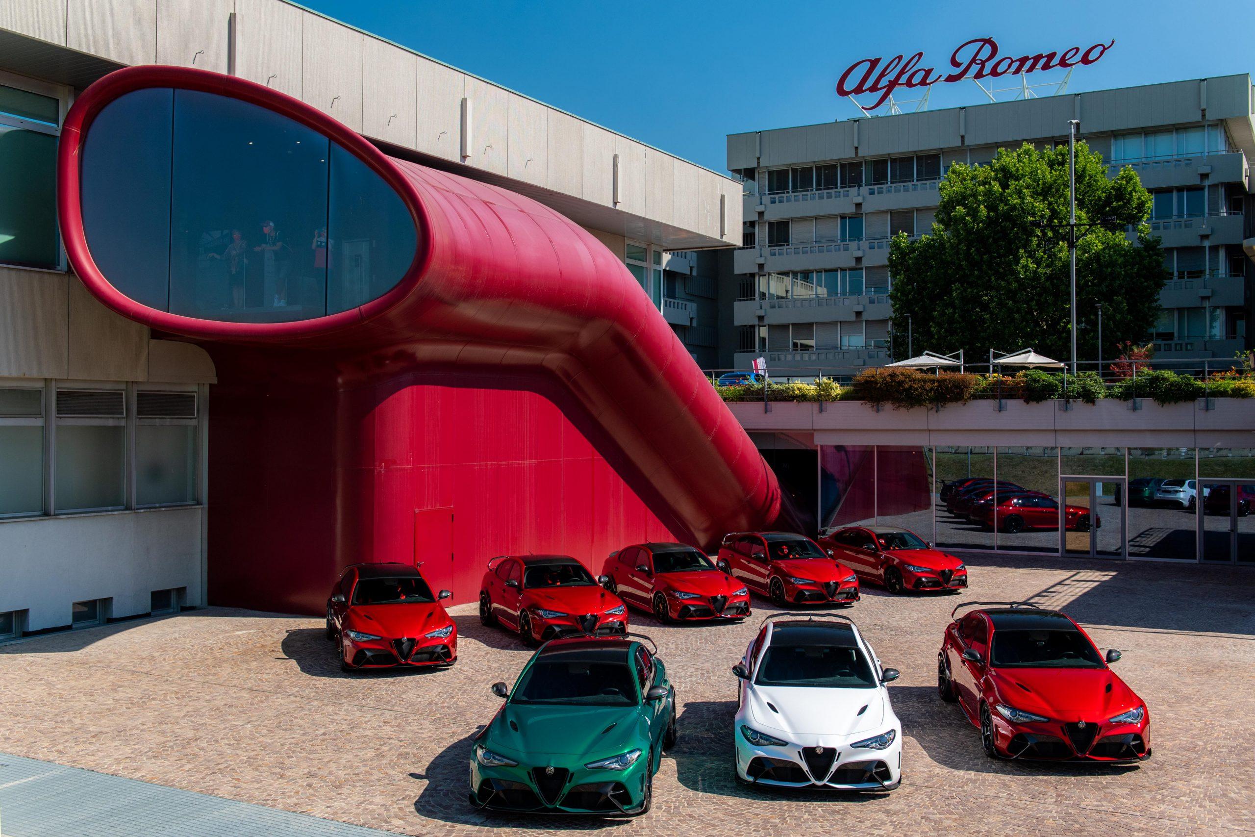 01 giulia GTA home page scaled Χρόνια Πολλά Alfa Romeo! alfa romeo, ειδήσεις, Νέα