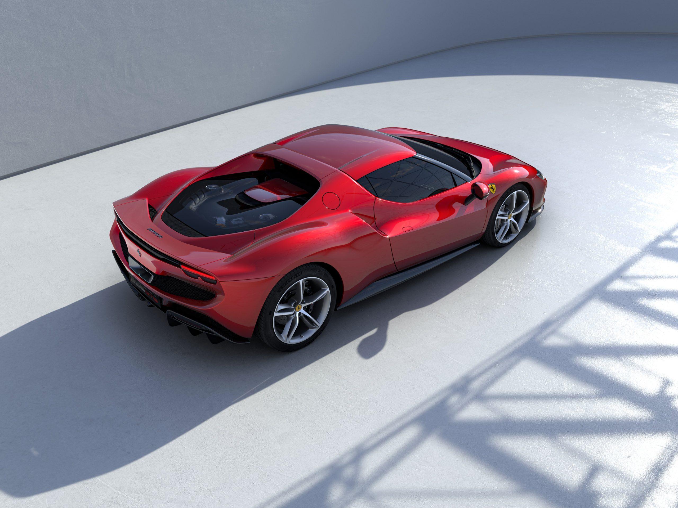 03 296 GTB 34 alto scaled Αυτή είναι η νέα Ferrari 296GTB 296GTB, Ferrari, Ferrari 296GTB, supercar, supercars, zblog, ειδήσεις, Νέα