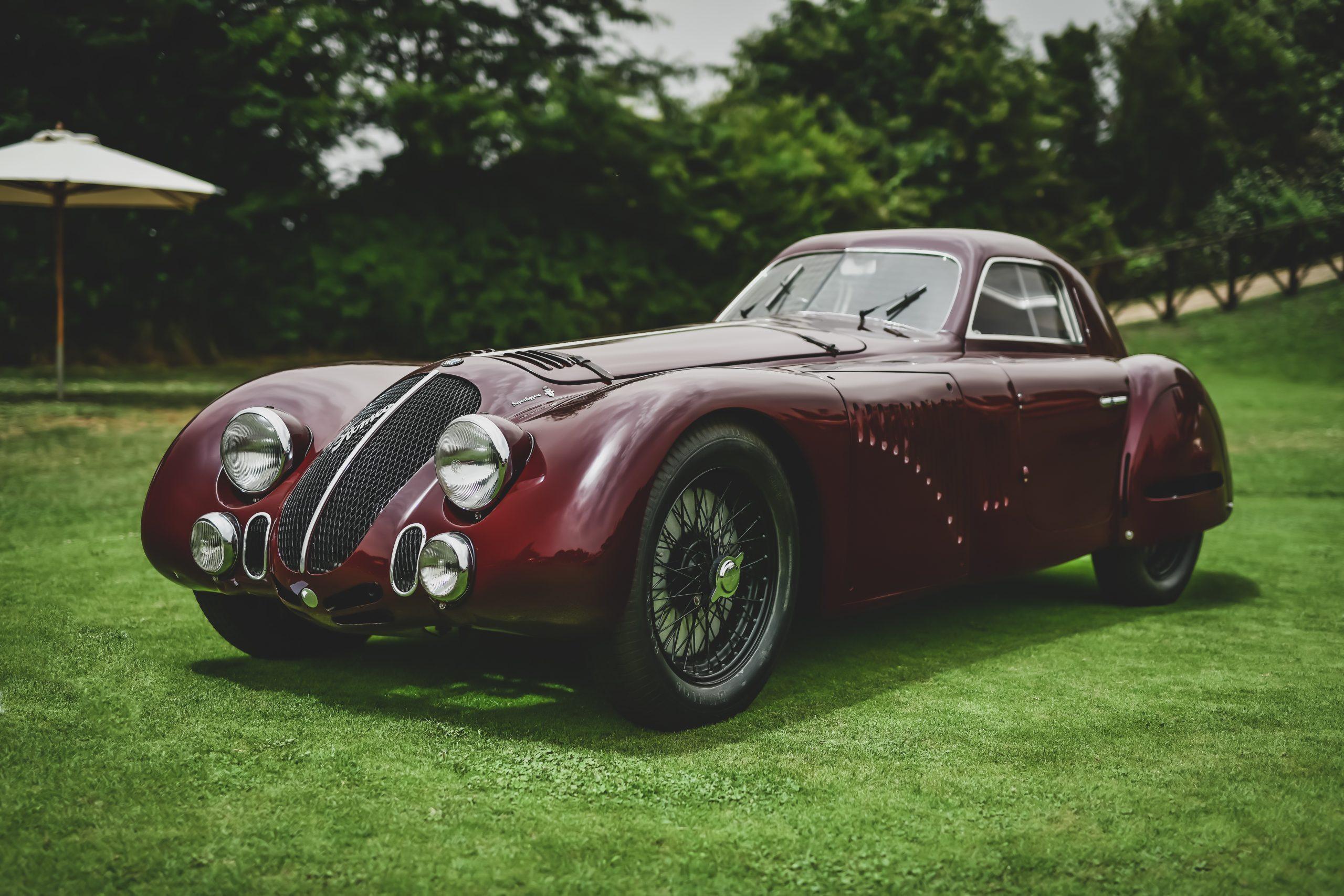 04 Alfa Romeo at REB Concours 2021 scaled Alfa Romeo, Παρελθόν και Παρόν, πάντα σε κόκκινο χρώμα Alfa, alfa romeo, REB Concours, ειδήσεις, Νέα