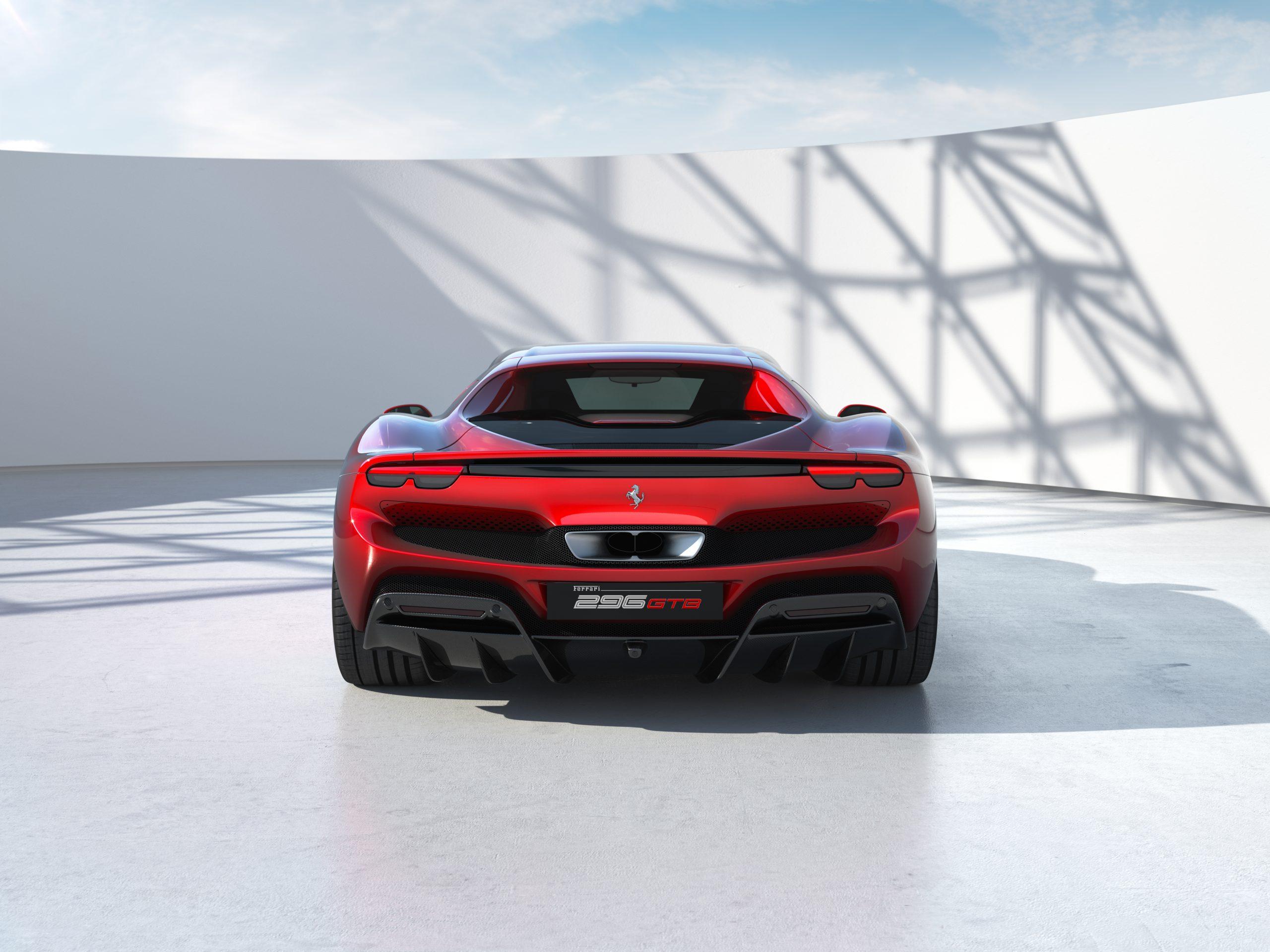 05 296 GTB post scaled Αυτή είναι η νέα Ferrari 296GTB 296GTB, Ferrari, Ferrari 296GTB, supercar, supercars, zblog, ειδήσεις, Νέα
