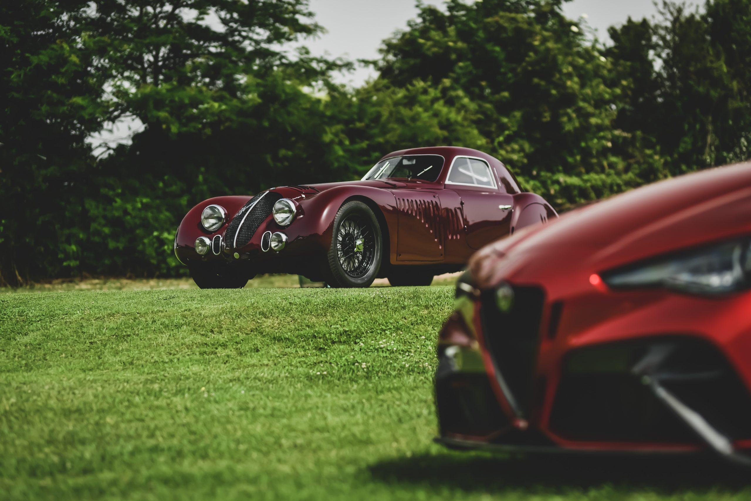 05 Alfa Romeo at REB Concours 2021 scaled Alfa Romeo, Παρελθόν και Παρόν, πάντα σε κόκκινο χρώμα Alfa, alfa romeo, REB Concours, ειδήσεις, Νέα
