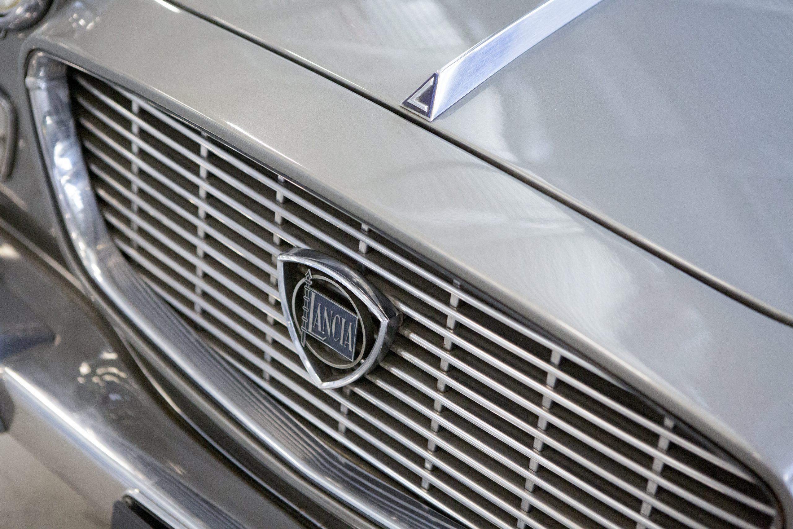06 Lancia Flavia scaled «Κομψότητα σε κίνηση» : To νέο ντοκιμαντέρ της Lancia, για την 115η επέτειο της Lancia, retro, ειδήσεις, Νέα