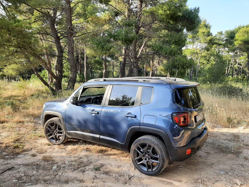 20210608 185530 1 Οδηγούμε το Jeep Renegade 4Xe S Jeep, Jeep 4XE, Jeep Renegade, ΔΟΚΙΜΕΣ, ηλεκτρικά, οδηγούμε, υβριδικό