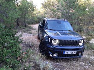 20210608 190125 1 Οδηγούμε το Jeep Renegade 4Xe S Jeep, Jeep 4XE, Jeep Renegade, ΔΟΚΙΜΕΣ, ηλεκτρικά, οδηγούμε, υβριδικό