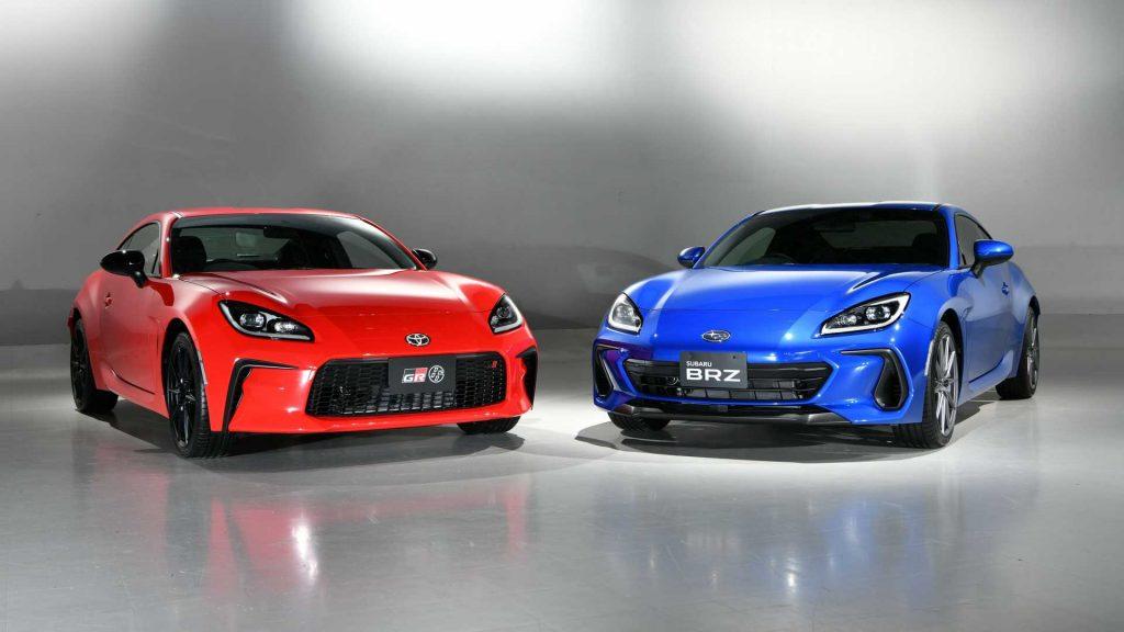 2022 toyota gr 86 To αυτόματο Toyota GR86 θα είναι πιο αργό από το χειροκίνητο! Subaru, Subaru BRZ, Toyota, Toyota GT 86, zblog