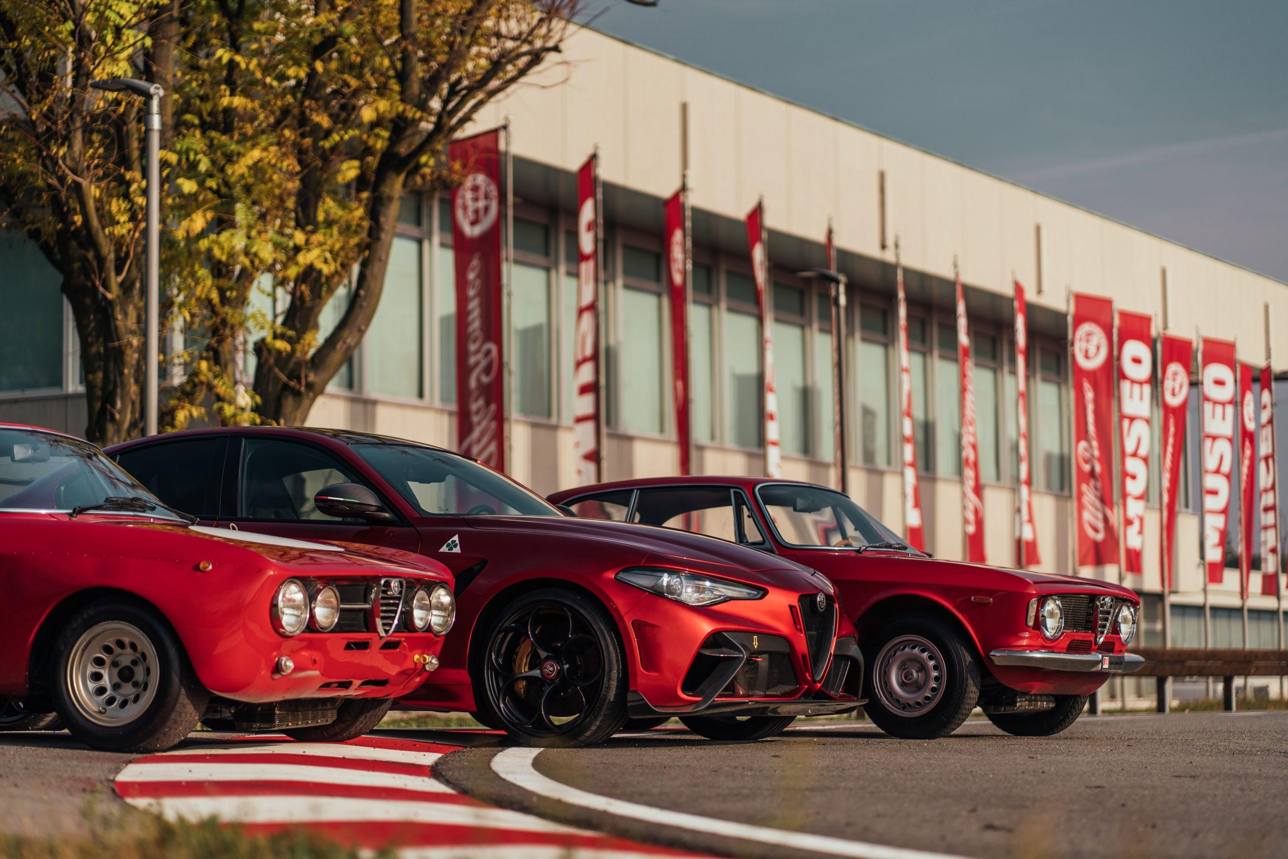 210610 AR 111 Anniversary 01 scaled H Alfa Romeo προσκαλεί τους Alfisti για τα 111α γενέθλια της Alfa, alfa romeo, Alfa Romeo Giulia, Alfa Romeo Giulia GTA, Alfa Romeo Giulia GTAm, ειδήσεις, Νέα