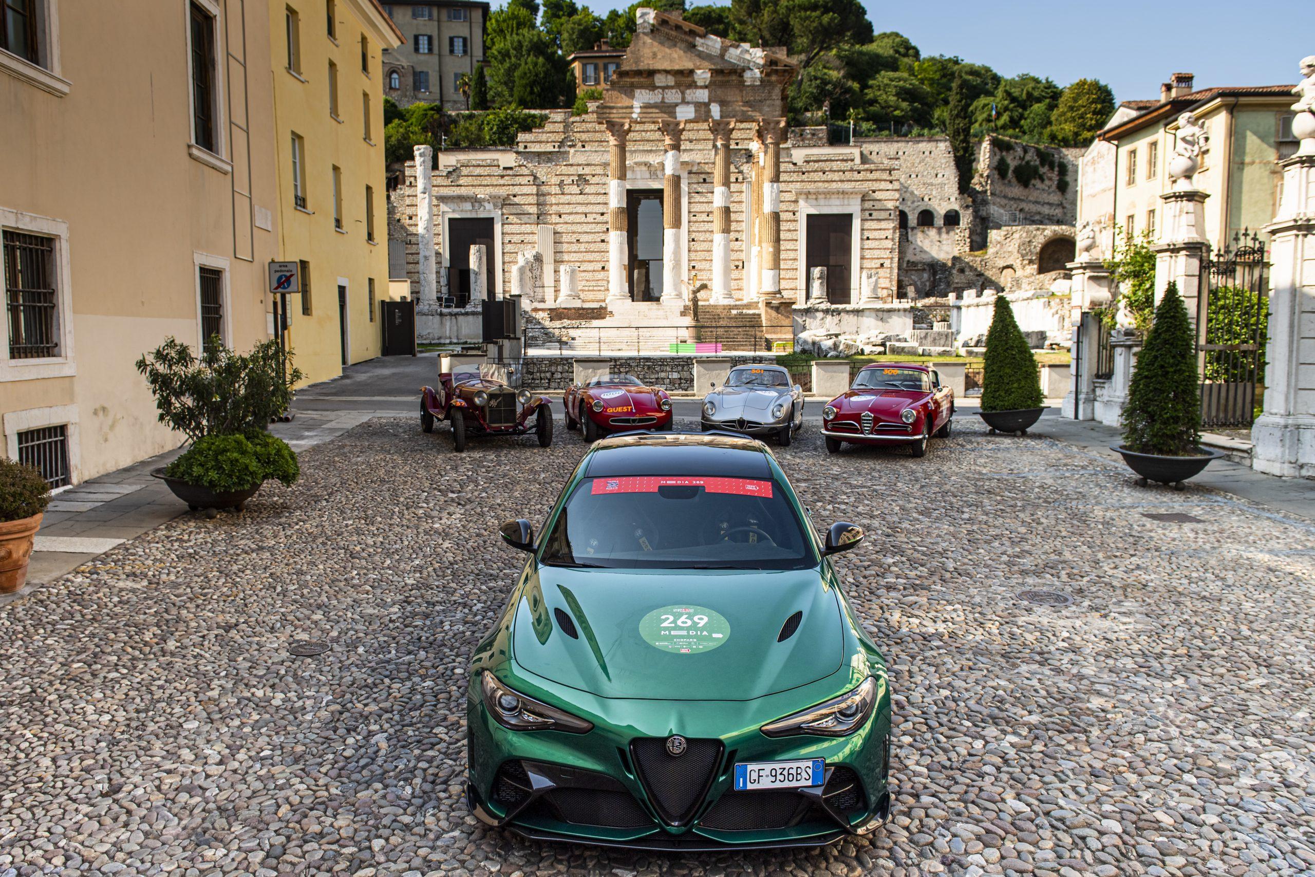2NC7106 Modifica scaled 1000 Miglia 2021 : Η τελετή πιστοποίησης που αφιερώνεται στους λάτρεις των κλασσικών αυτοκινήτων 1000 Miglia, alfa romeo, Alfa Romeo Giulia, Alfa Romeo Giulia GTA, Alfa Romeo Giulia GTAm, Mille Miglia, retro, ειδήσεις, Νέα