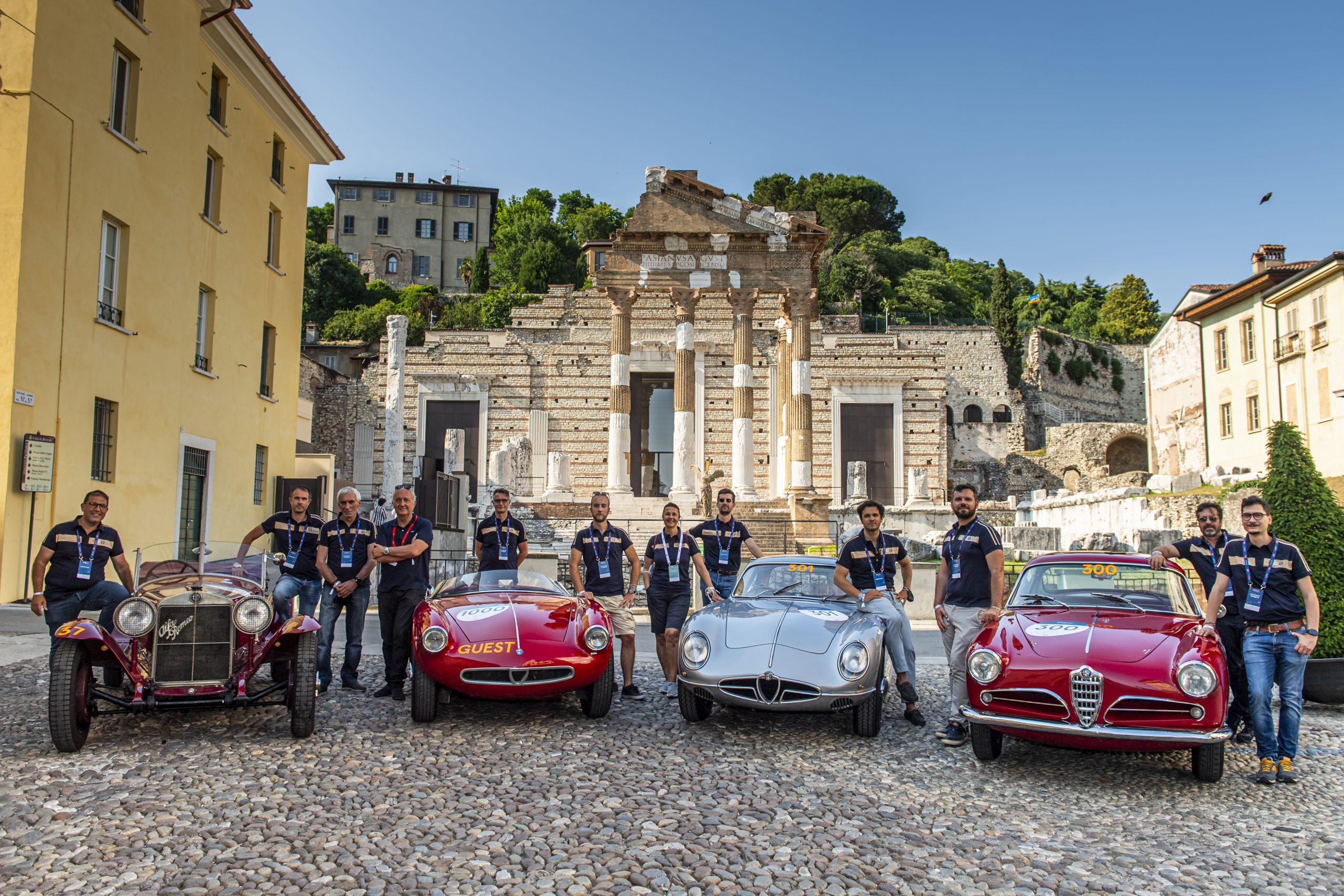 2NC7163 scaled 1000 Miglia 2021 : Η τελετή πιστοποίησης που αφιερώνεται στους λάτρεις των κλασσικών αυτοκινήτων 1000 Miglia, alfa romeo, Alfa Romeo Giulia, Alfa Romeo Giulia GTA, Alfa Romeo Giulia GTAm, Mille Miglia, retro, ειδήσεις, Νέα