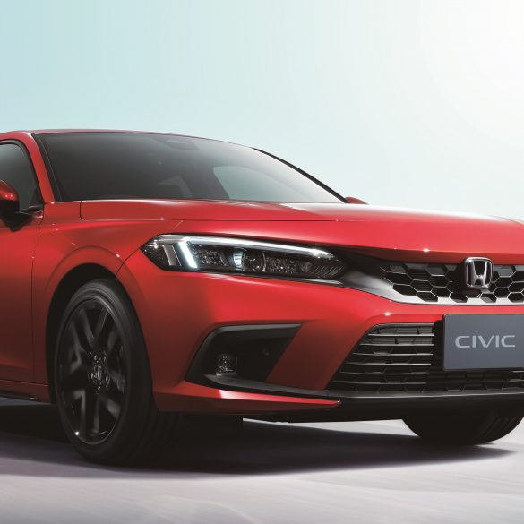 336505 All New Civic e HEV Αυτό είναι το νέο Civic