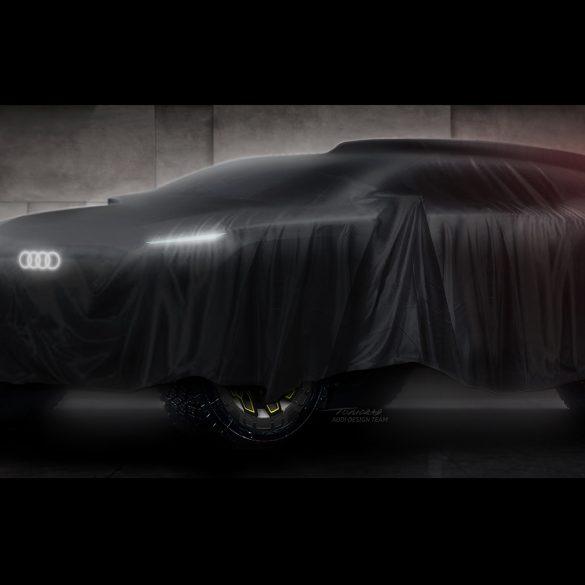 AUDI SPORT ROAD TO DAKAR TEASER Audi : Dream Team για «ηλεκτρική» νίκη στο Ράλι Ντακάρ