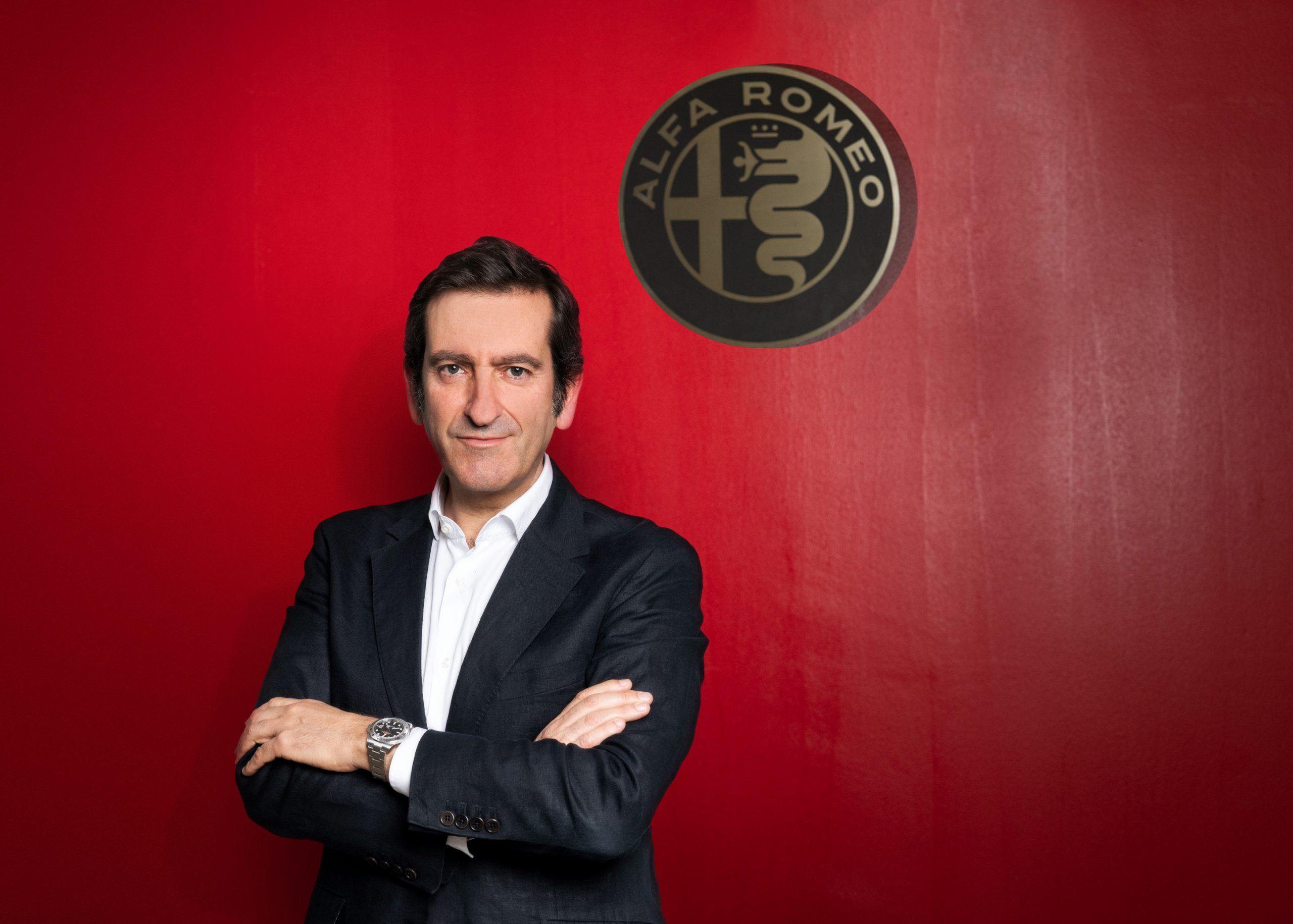 Alejandro Mesonero Romanos scaled Alfa Romeo : O Alejandro Mesonero-Romanos στη θέση του Επικεφαλής Σχεδίασης alfa romeo, ειδήσεις, Νέα
