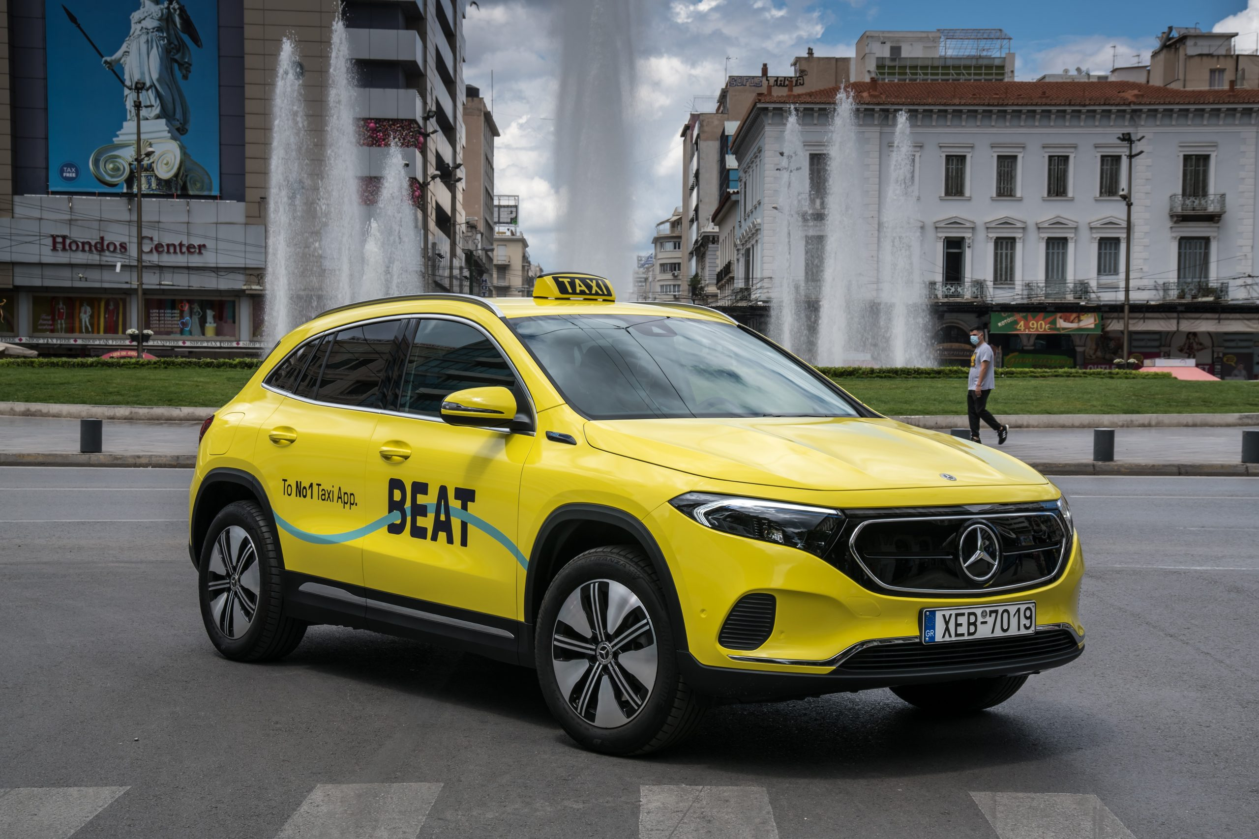BEAT 0053 scaled ΒΕΑΤ : Μηδενικό αποτύπωμα ρύπων έως το 2025 BEAT, Electric cars, electric vehicles, ειδήσεις, ηλεκτρικά, ηλεκτροκινηση, κινουμαι ηλεκτρικα, Νέα, ταξί
