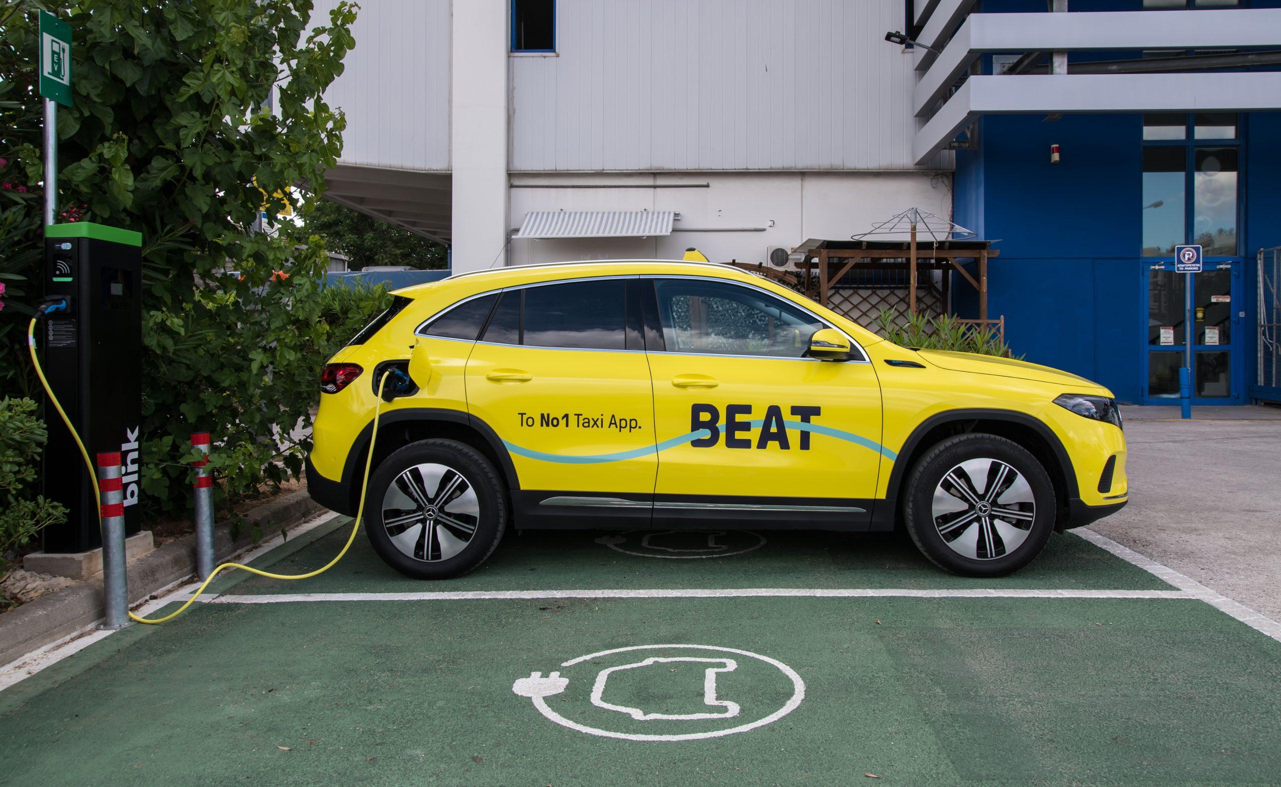 BEAT 0088 scaled ΒΕΑΤ : Μηδενικό αποτύπωμα ρύπων έως το 2025 BEAT, Electric cars, electric vehicles, ειδήσεις, ηλεκτρικά, ηλεκτροκινηση, κινουμαι ηλεκτρικα, Νέα, ταξί
