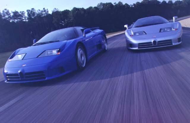 Bugatti2BEB1102BSS Θρύλοι των 90ies: Bugatti EB110 SS Bugatti, Bugatti EB110, Bugatti EB110 SS, videos