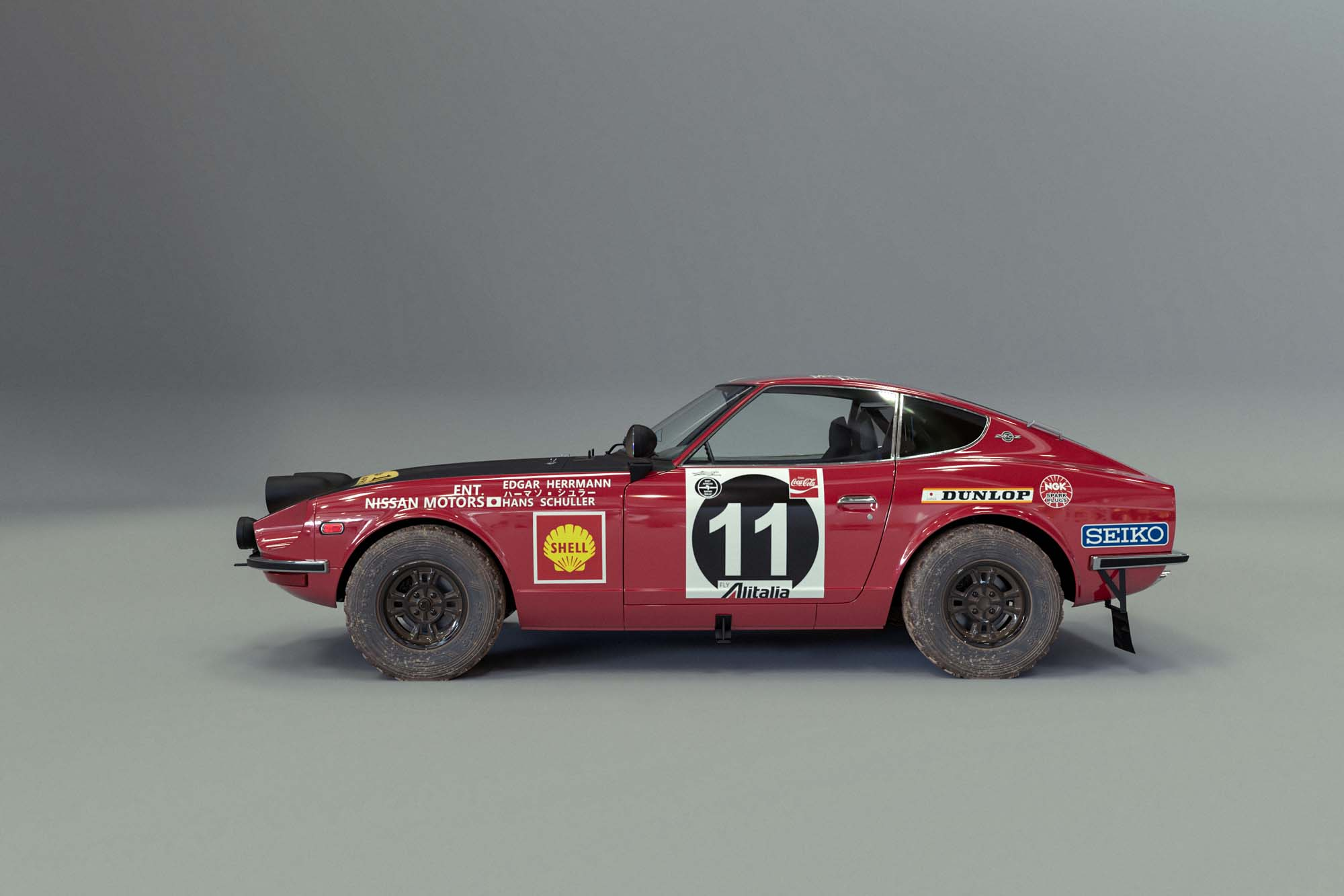 Datsun 240Z Heritage 2.JPG Πώς σου φαίνεται αυτό το Nissan Juke Rally; Nissan, Nissan Juke, zblog, ειδήσεις, Νέα