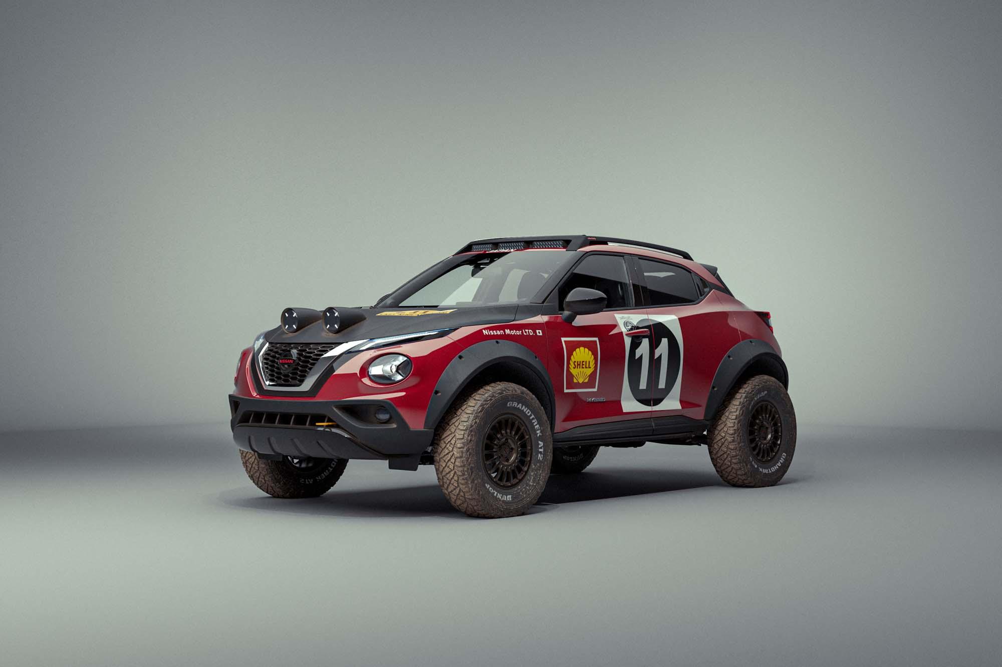 JUKE Rally Heritage Concept 1.JPG Πώς σου φαίνεται αυτό το Nissan Juke Rally; Nissan, Nissan Juke, zblog, ειδήσεις, Νέα