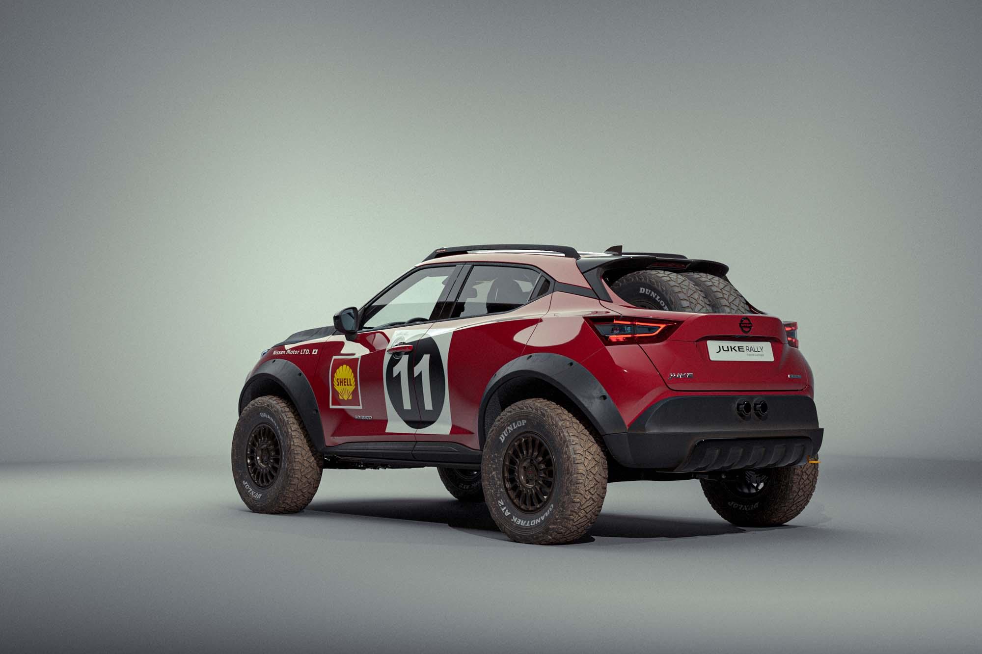 JUKE Rally Heritage Concept 2.JPG Πώς σου φαίνεται αυτό το Nissan Juke Rally; Nissan, Nissan Juke, zblog, ειδήσεις, Νέα