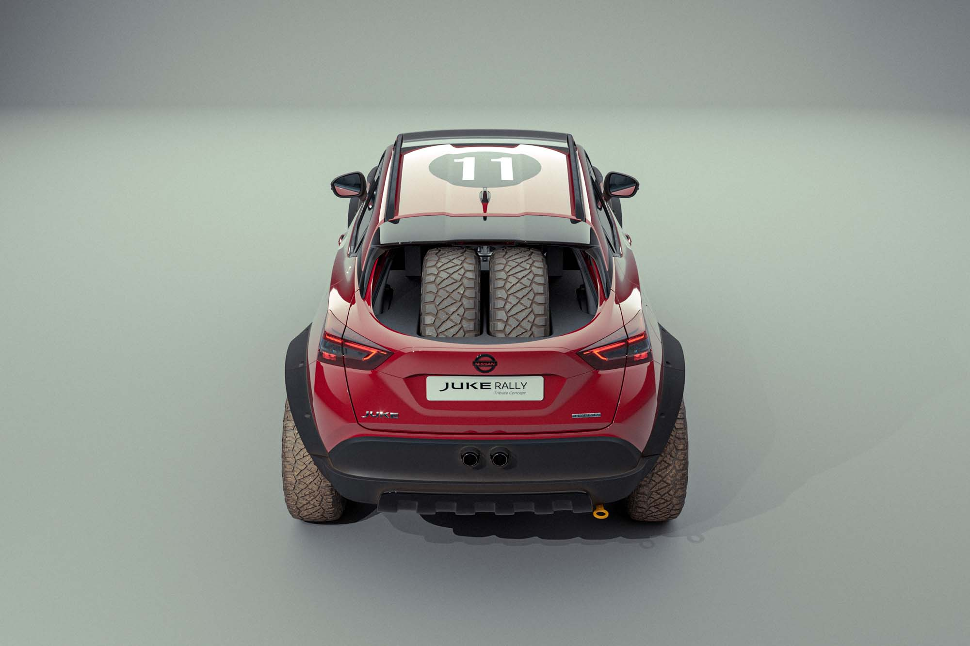 JUKE Rally Heritage Concept 3.JPG Πώς σου φαίνεται αυτό το Nissan Juke Rally; Nissan, Nissan Juke, zblog, ειδήσεις, Νέα