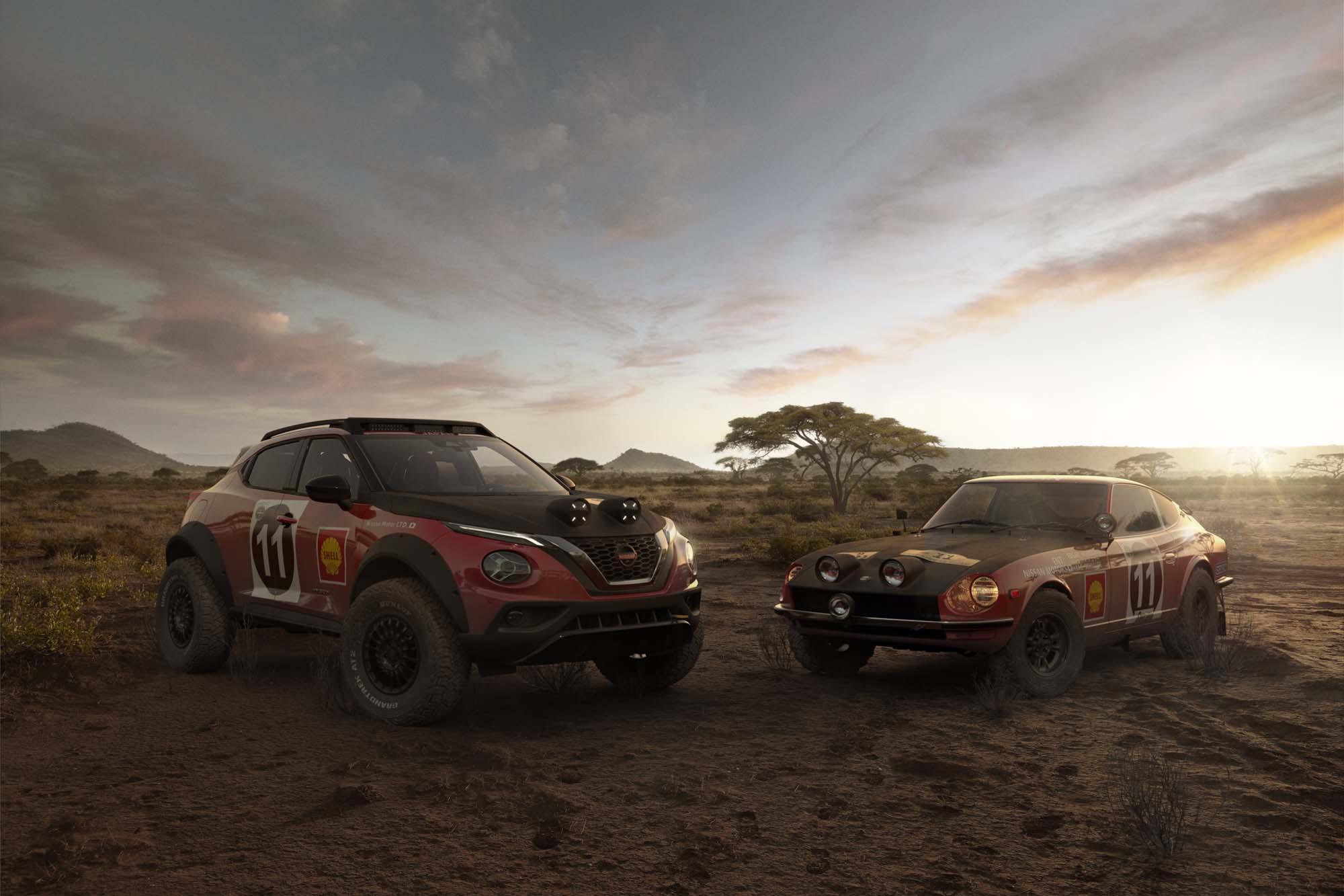 JUKE Rally Heritage Concept 5 Πώς σου φαίνεται αυτό το Nissan Juke Rally; Nissan, Nissan Juke, zblog, ειδήσεις, Νέα