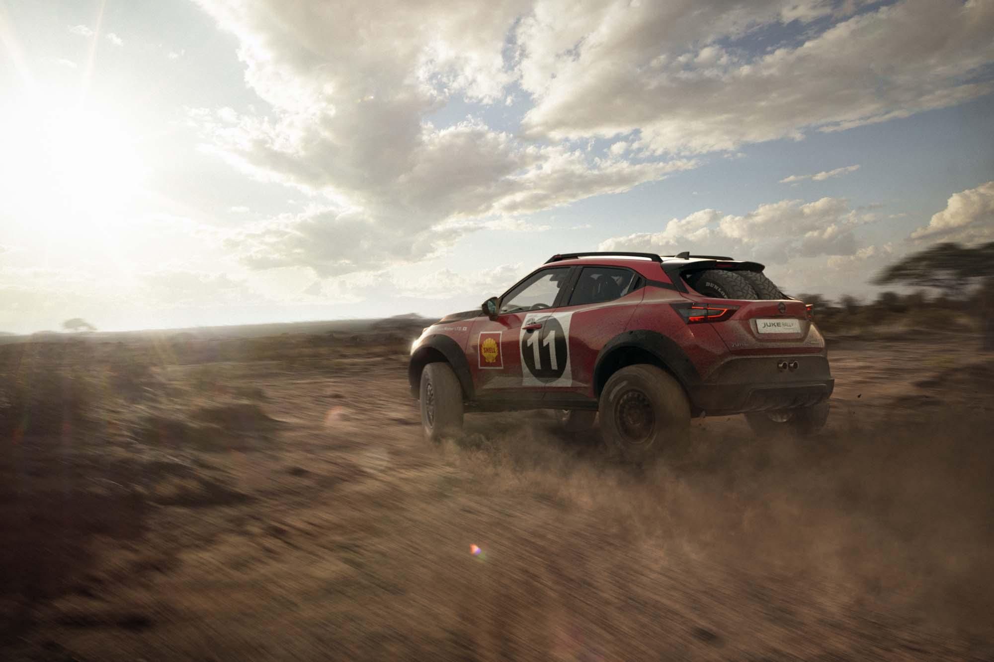 JUKE Rally Heritage Concept 6 Πώς σου φαίνεται αυτό το Nissan Juke Rally; Nissan, Nissan Juke, zblog, ειδήσεις, Νέα