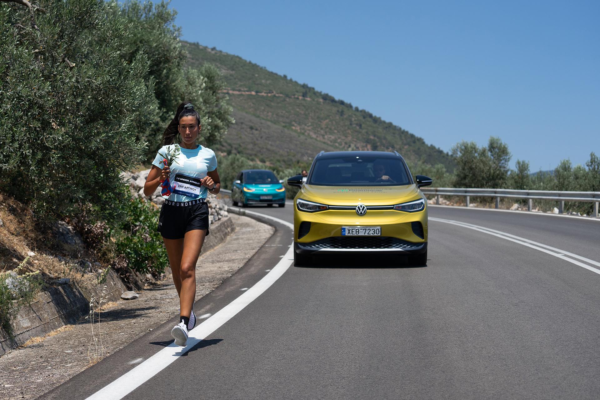 KOSMOCAR ΕΠΕΤΕΙΑΚΗ ΣΚΥΤΑΛΟΔΡΟΜΙΑ SPETSES MINI MARATHON 6 Η Kosmocar στο Spetses Mini Marathon